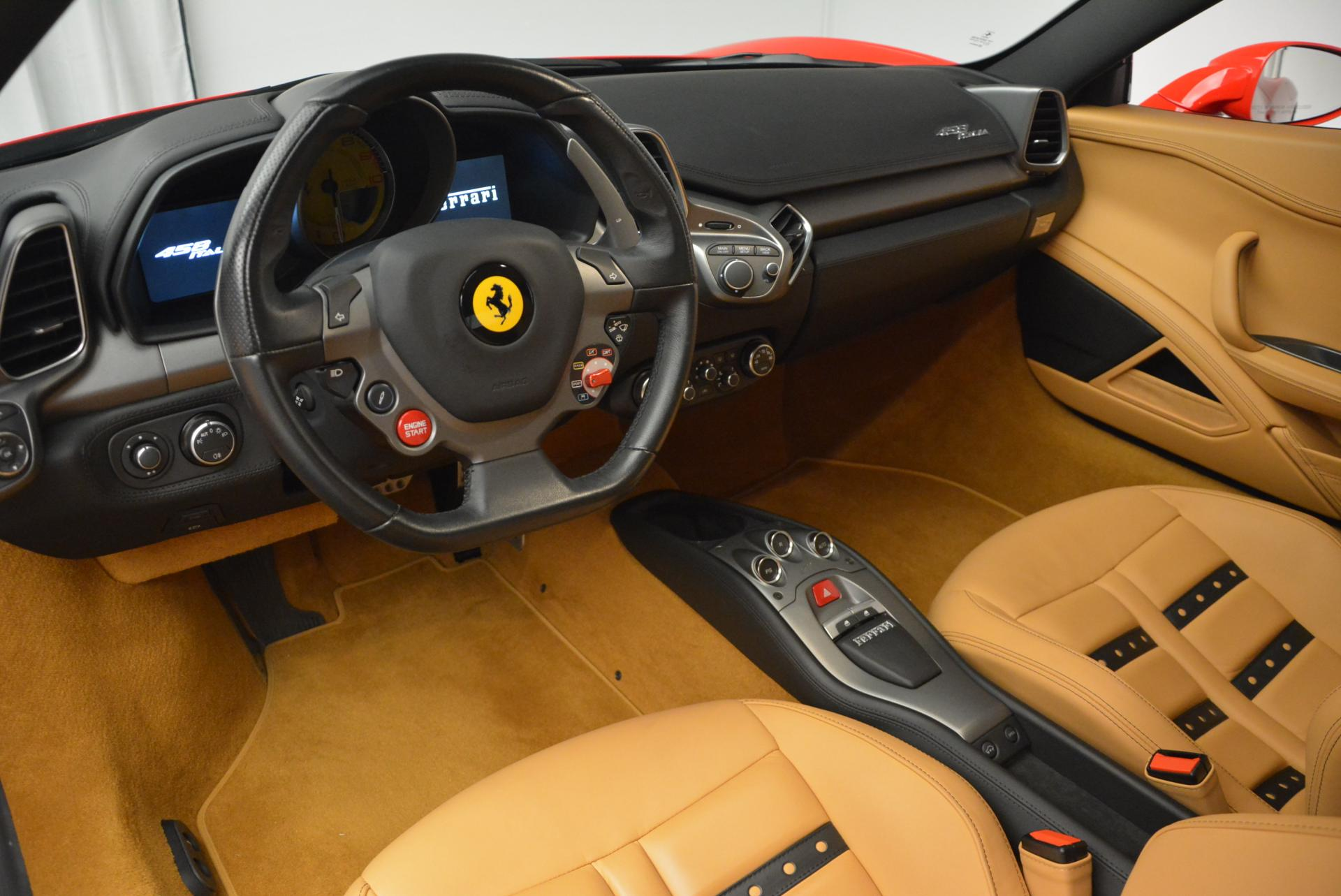 Used 2010 Ferrari 458 Italia  For Sale In Westport, CT 148_p13