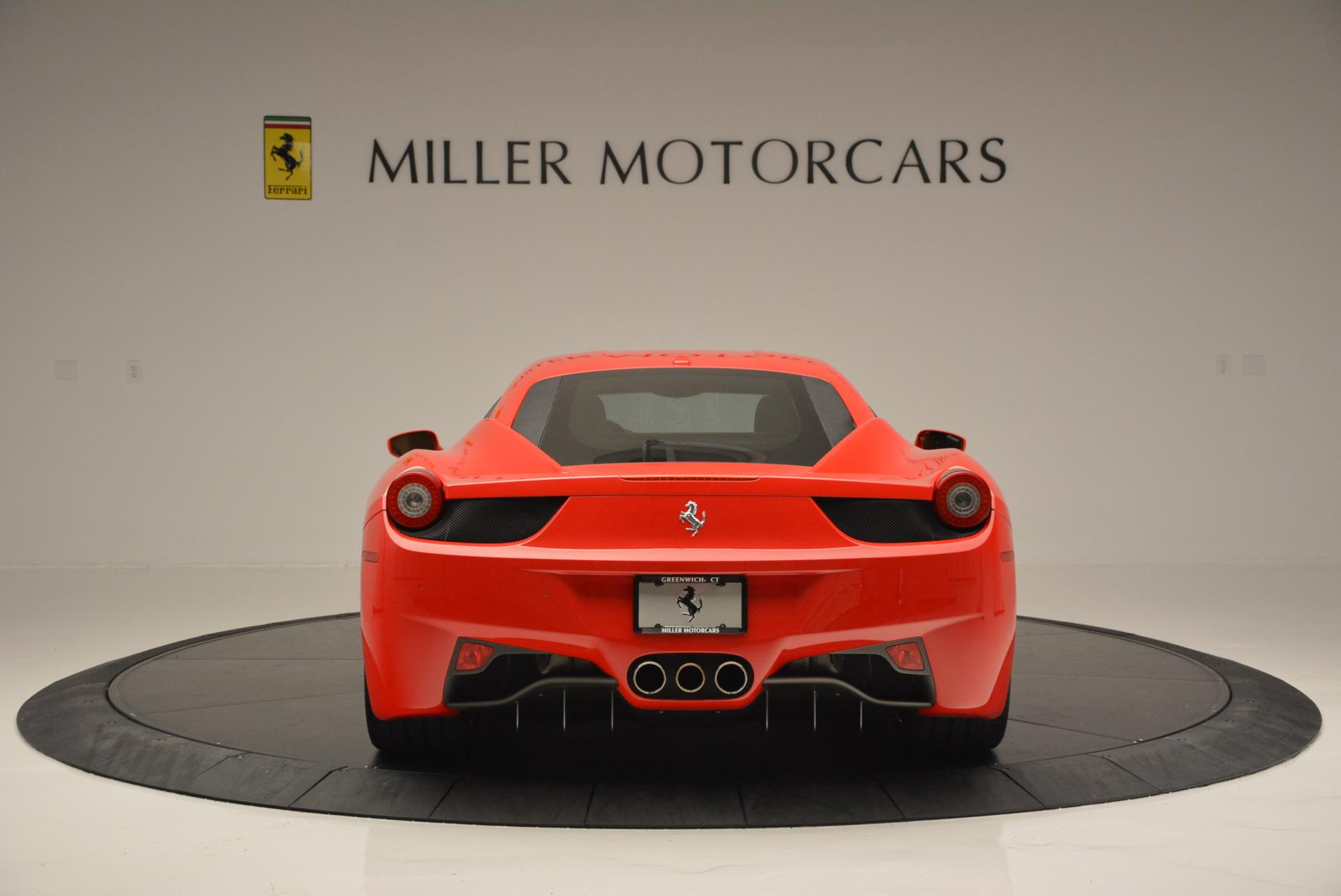Used 2010 Ferrari 458 Italia  For Sale In Westport, CT 148_p6