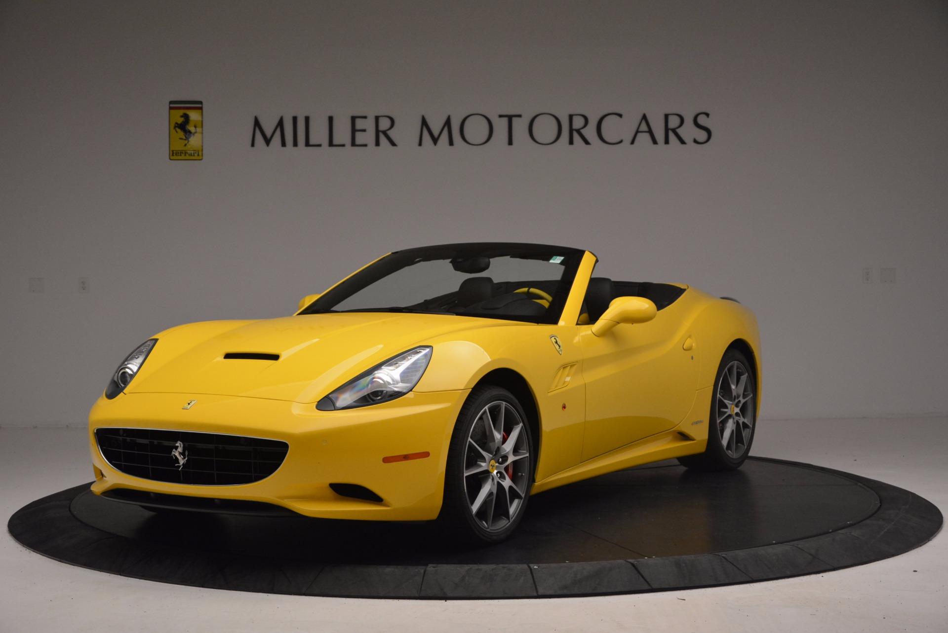 Used 2011 Ferrari California  For Sale In Westport, CT 1481_main