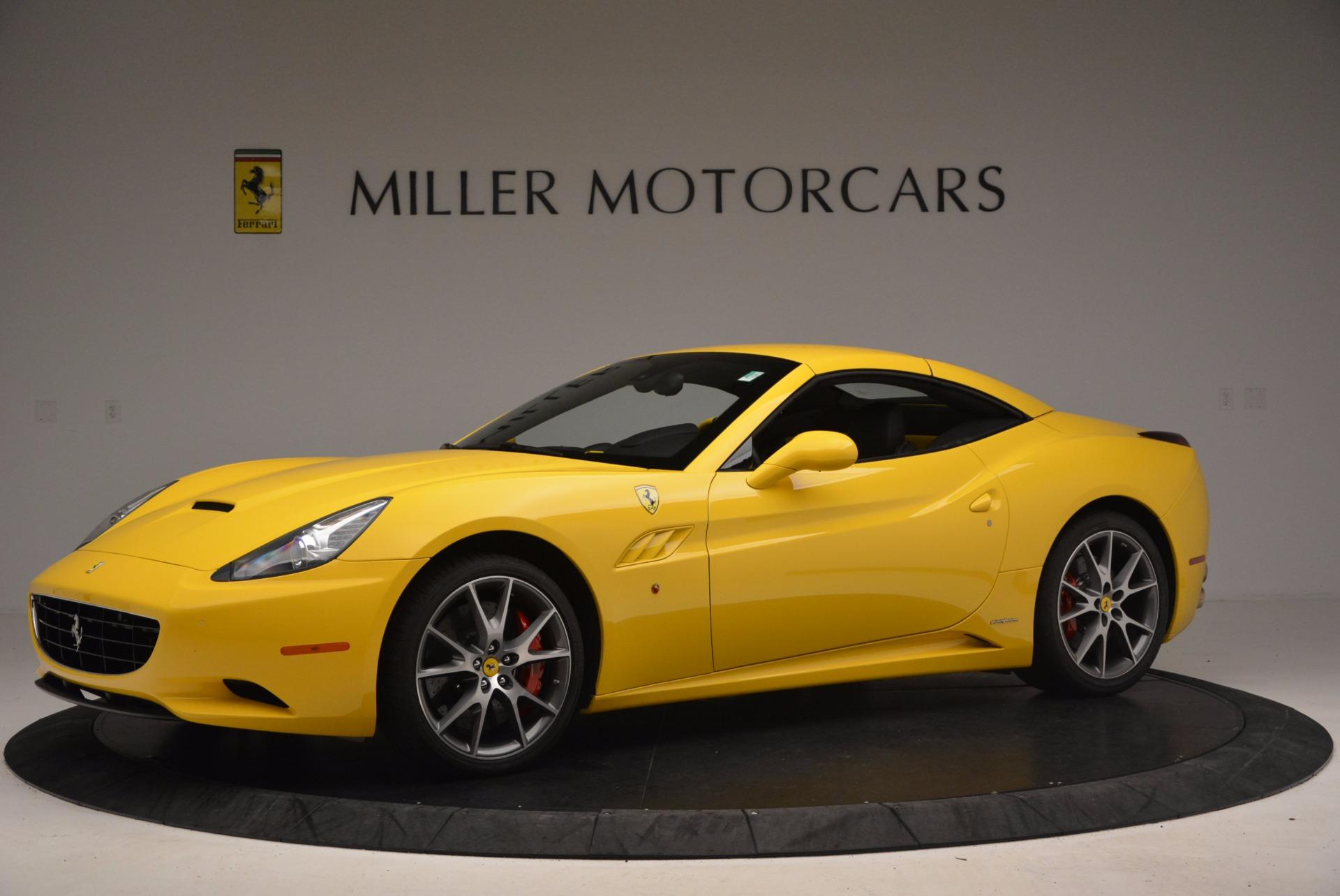 Used 2011 Ferrari California  For Sale In Westport, CT 1481_p14