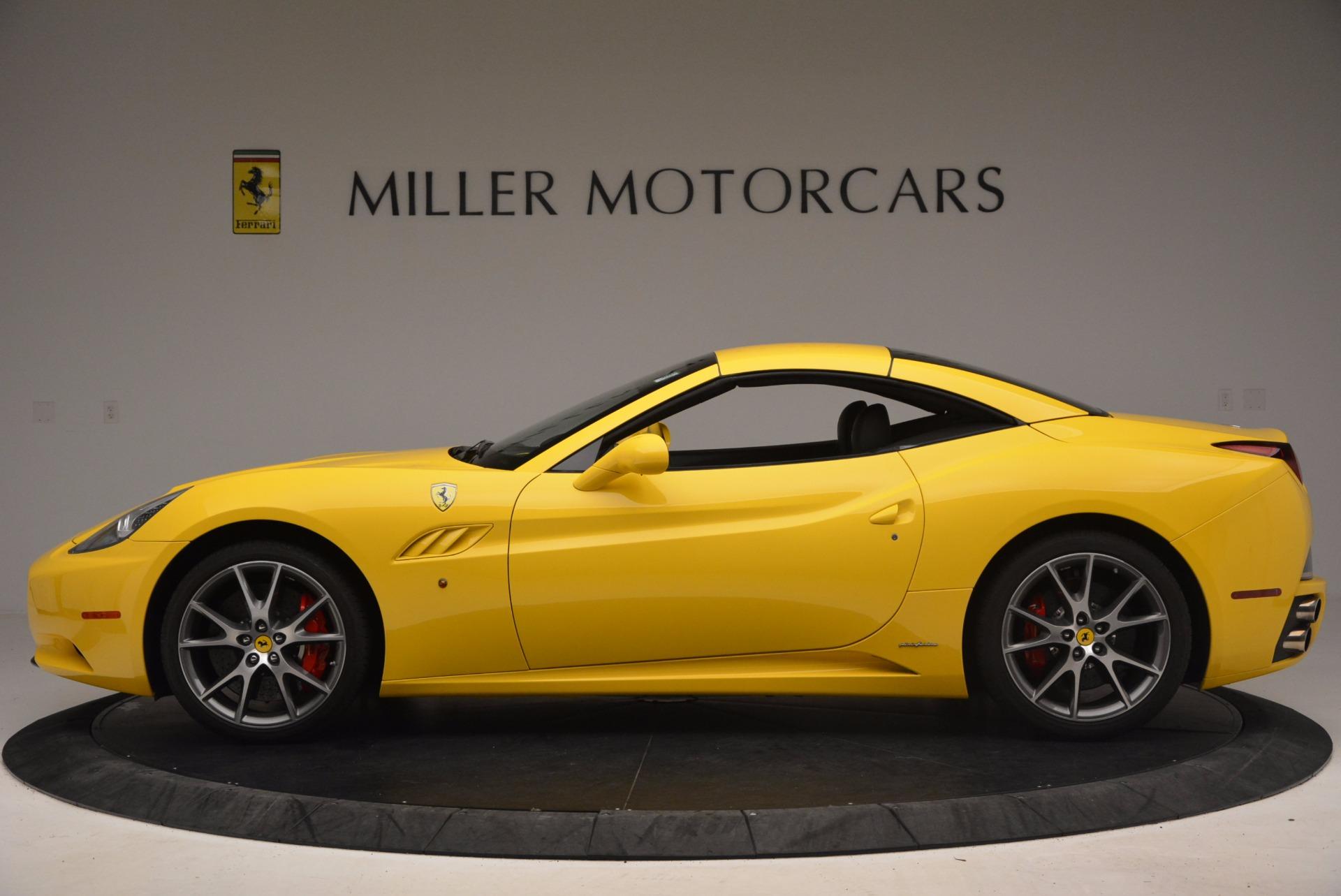 Used 2011 Ferrari California  For Sale In Westport, CT 1481_p15