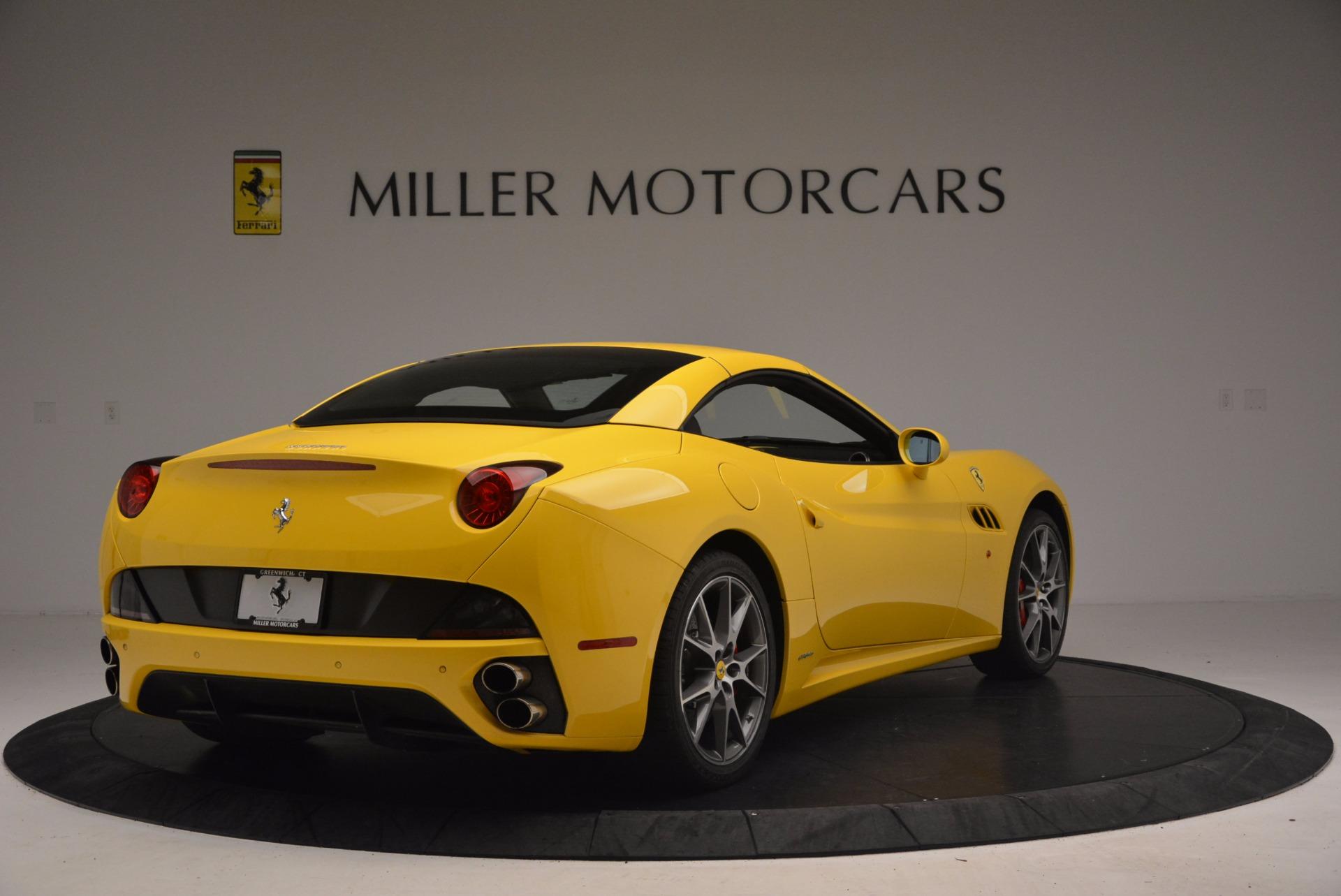Used 2011 Ferrari California  For Sale In Westport, CT 1481_p19
