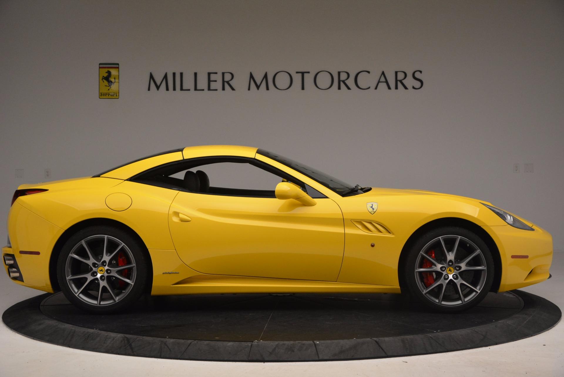 Used 2011 Ferrari California  For Sale In Westport, CT 1481_p21