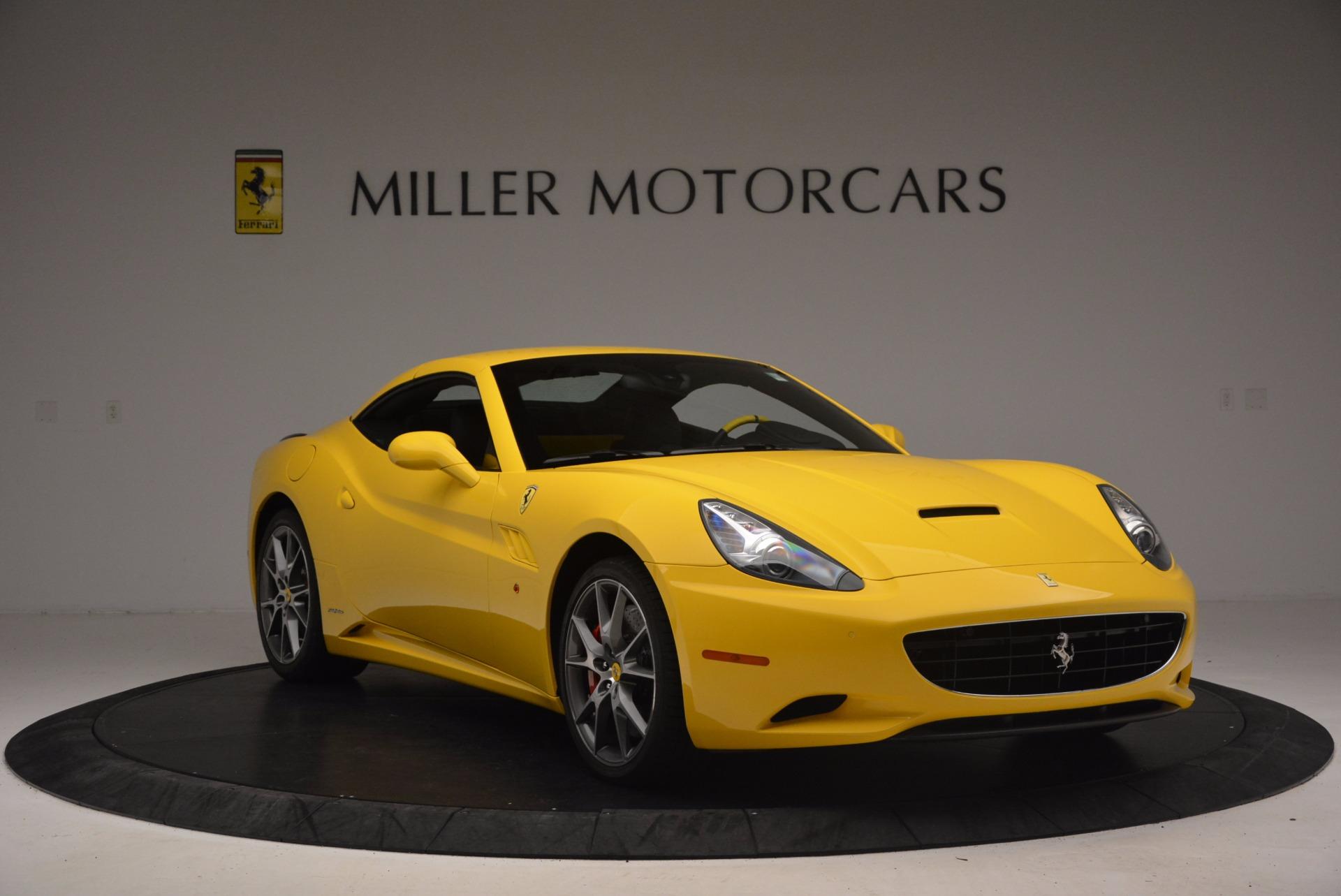 Used 2011 Ferrari California  For Sale In Westport, CT 1481_p23