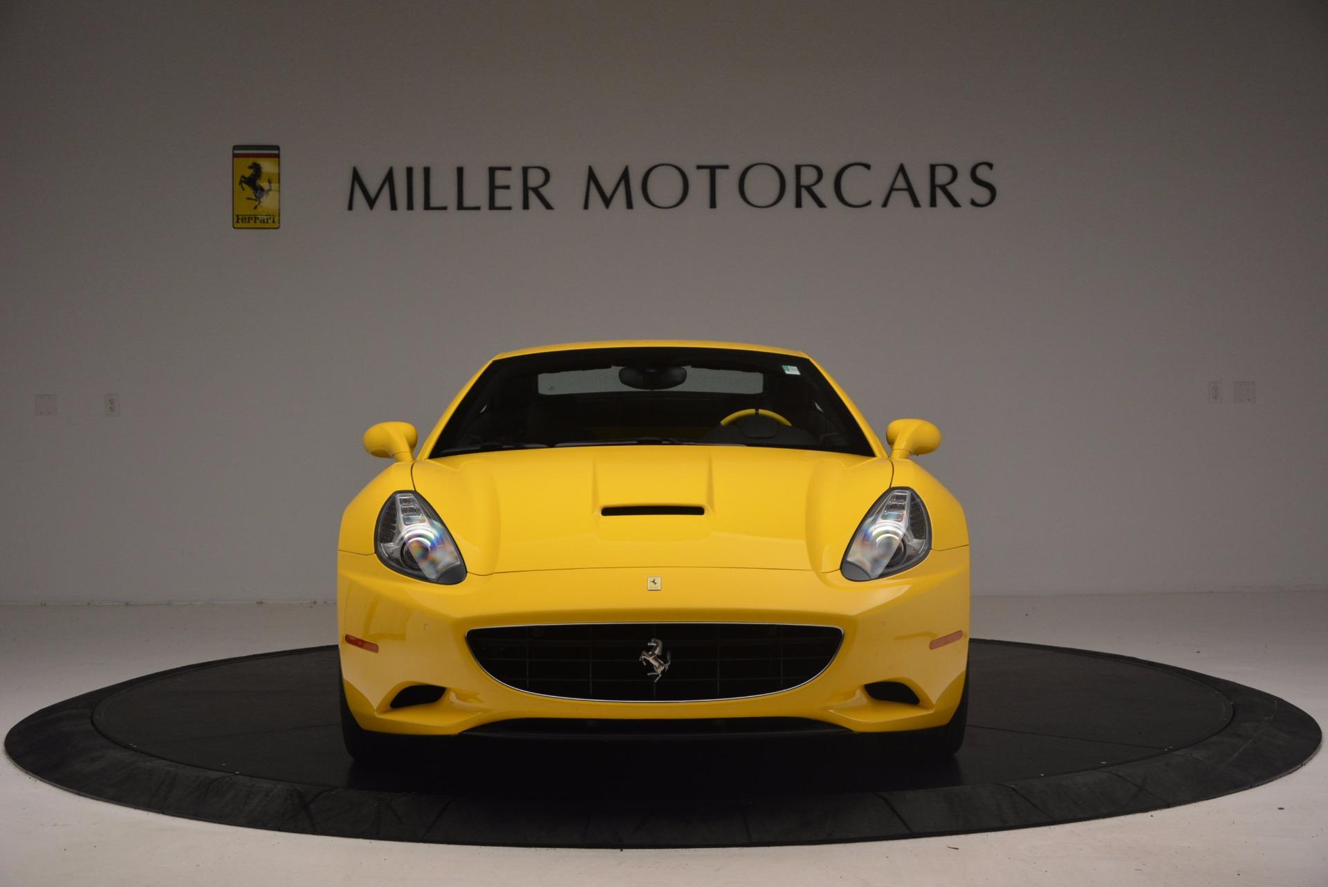 Used 2011 Ferrari California  For Sale In Westport, CT 1481_p24