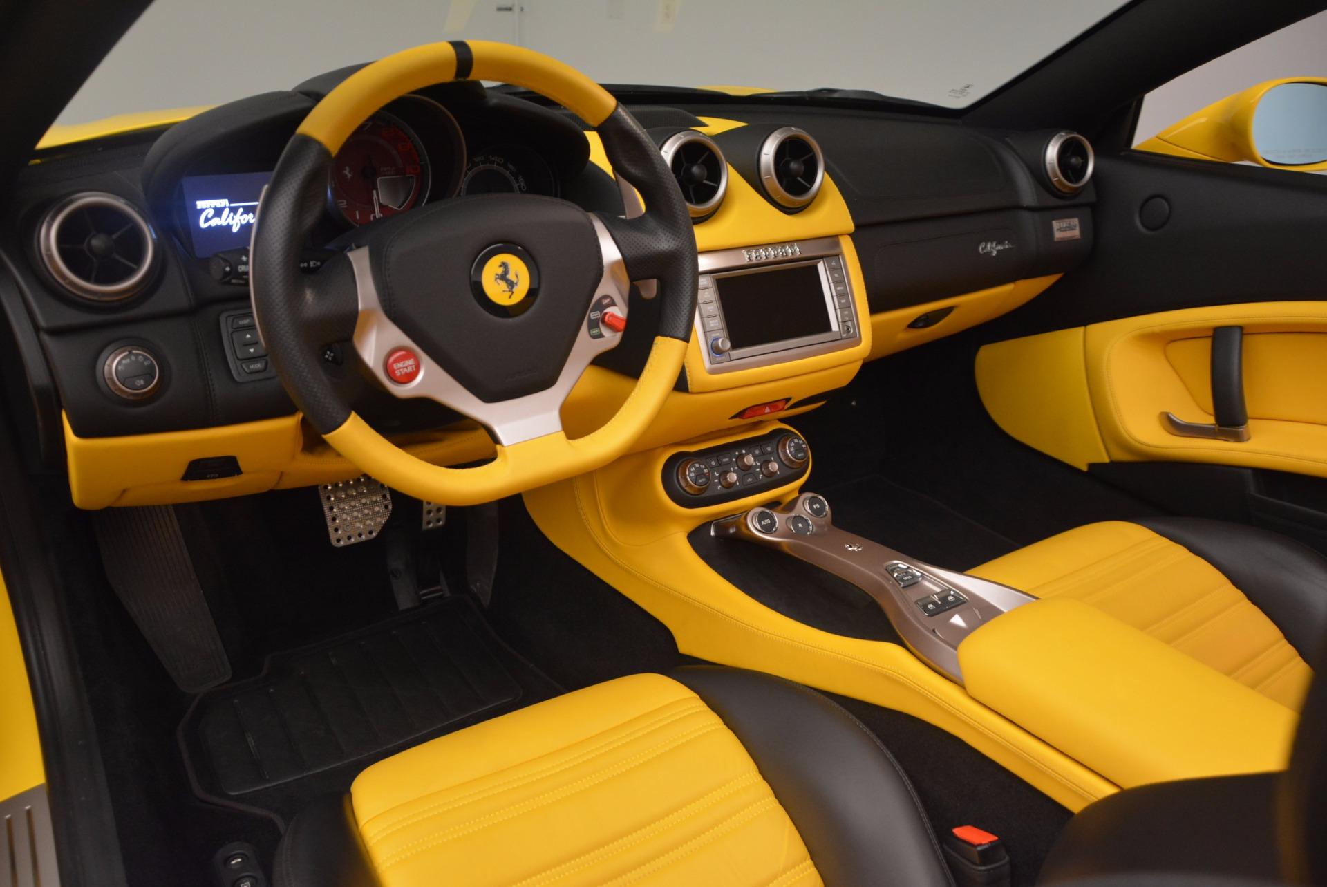 Used 2011 Ferrari California  For Sale In Westport, CT 1481_p25