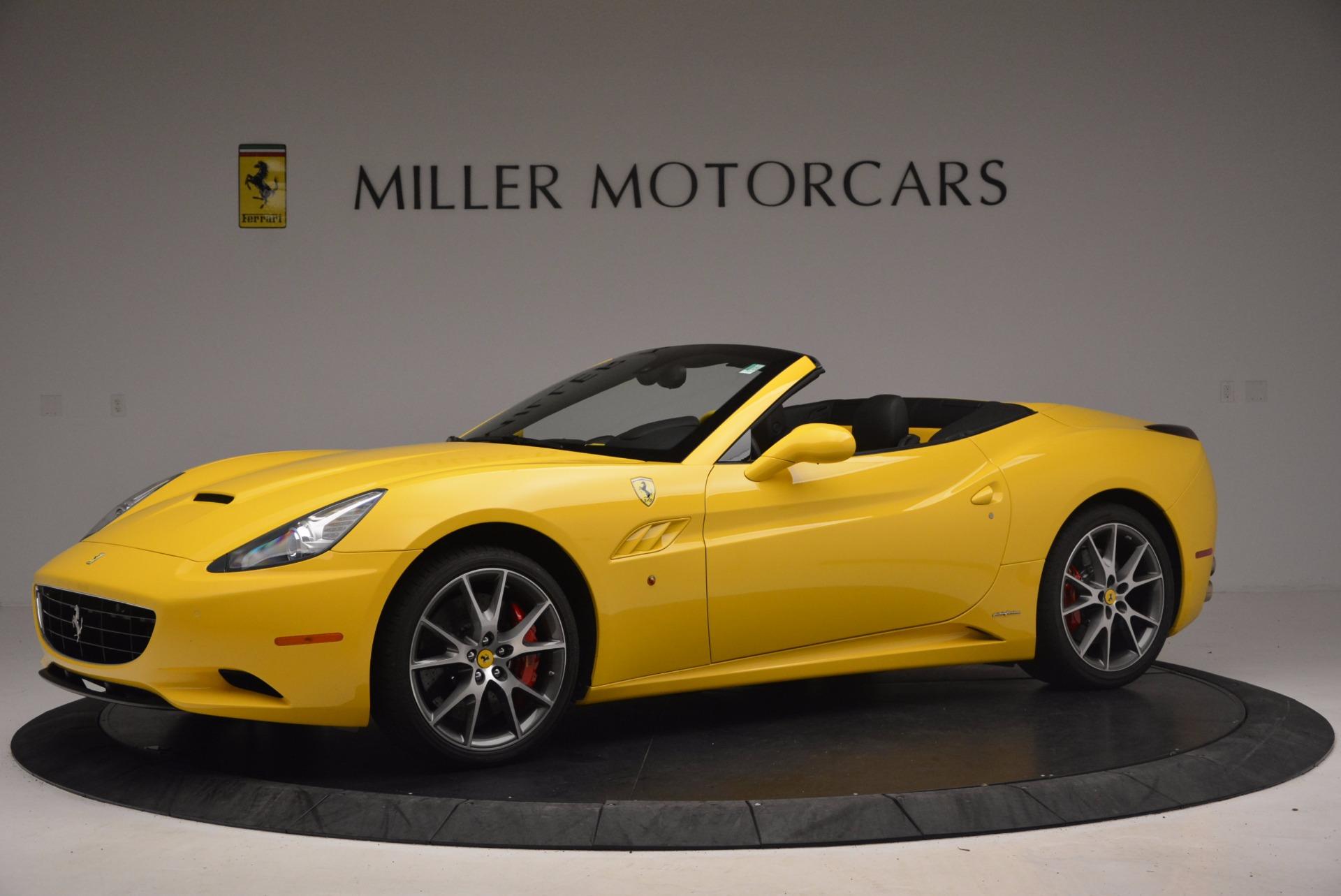 Used 2011 Ferrari California  For Sale In Westport, CT 1481_p2