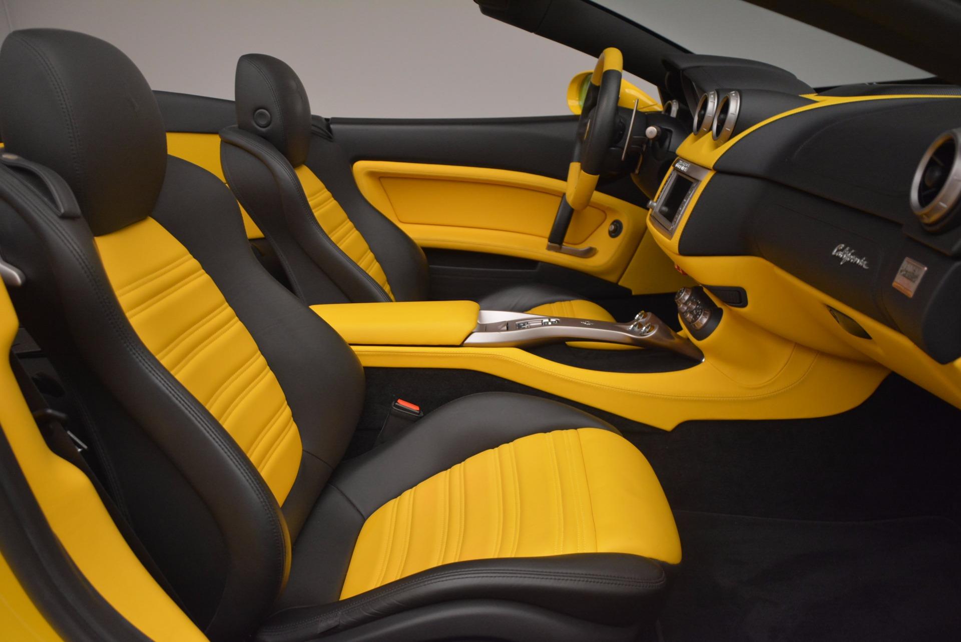 Used 2011 Ferrari California  For Sale In Westport, CT 1481_p31