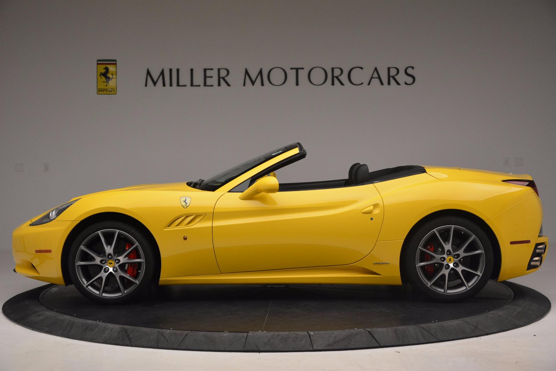 Used 2011 Ferrari California  For Sale In Westport, CT 1481_p3
