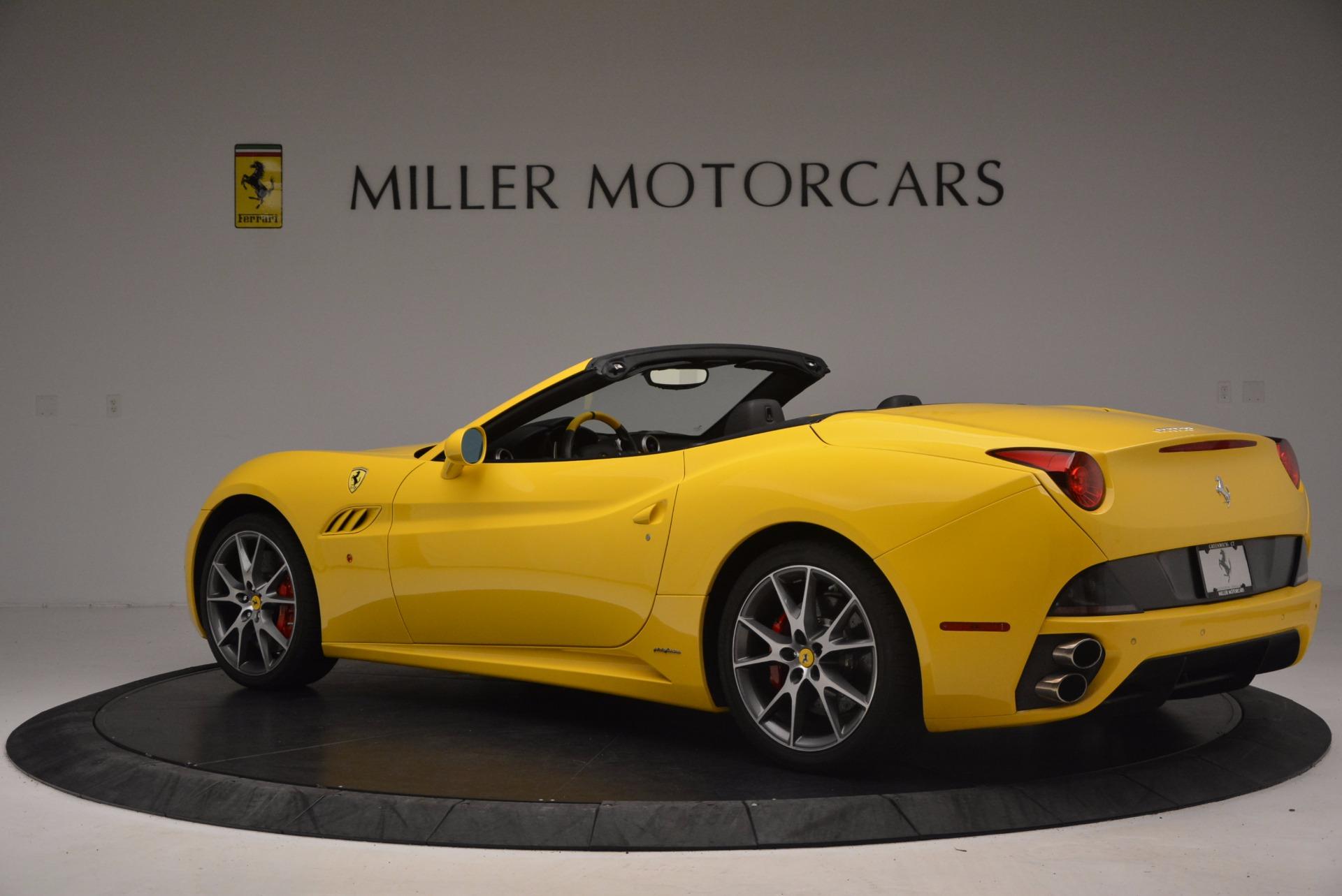Used 2011 Ferrari California  For Sale In Westport, CT 1481_p4