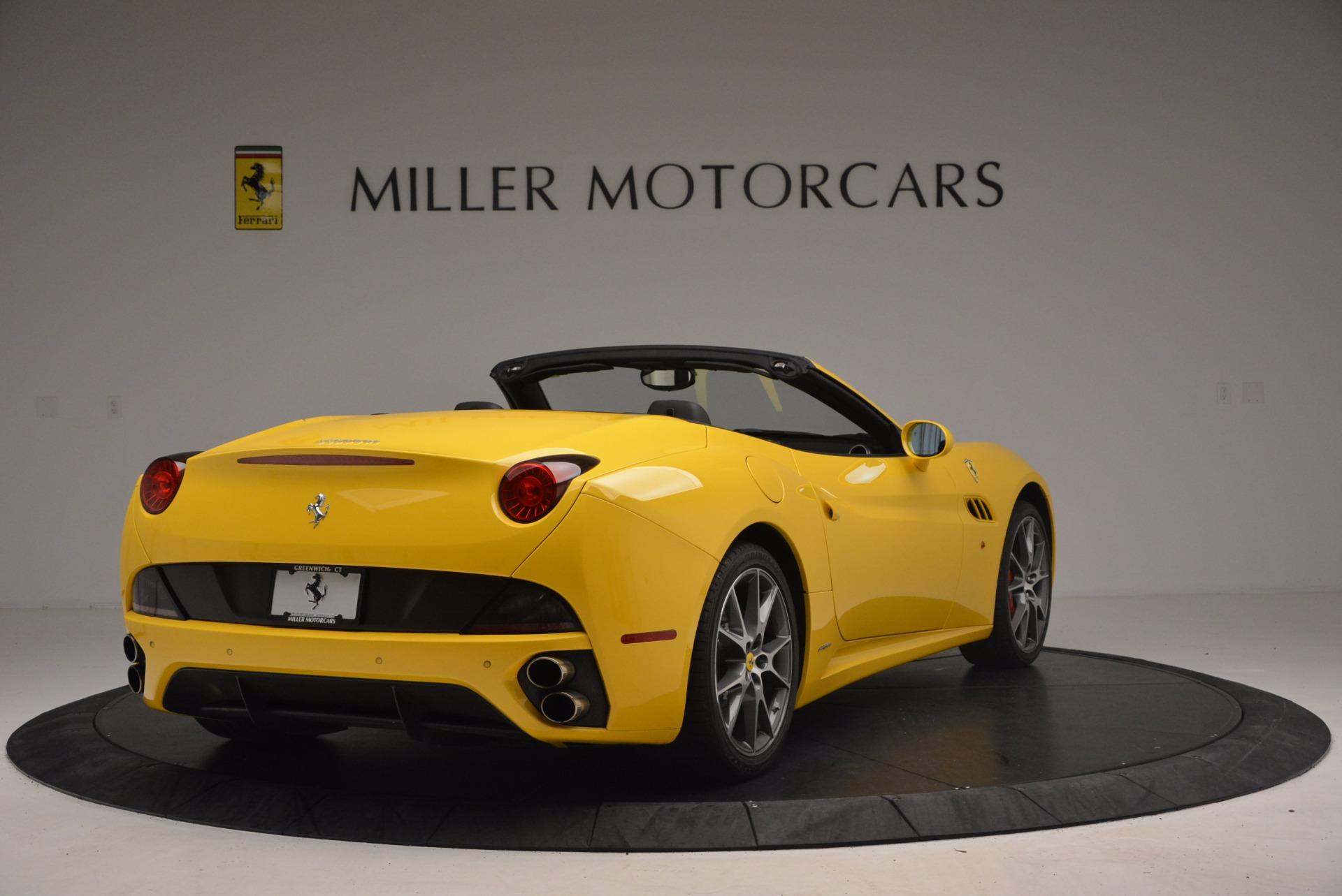 Used 2011 Ferrari California  For Sale In Westport, CT 1481_p7