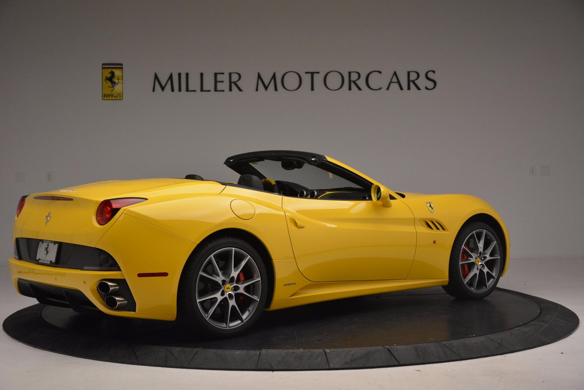 Used 2011 Ferrari California  For Sale In Westport, CT 1481_p8