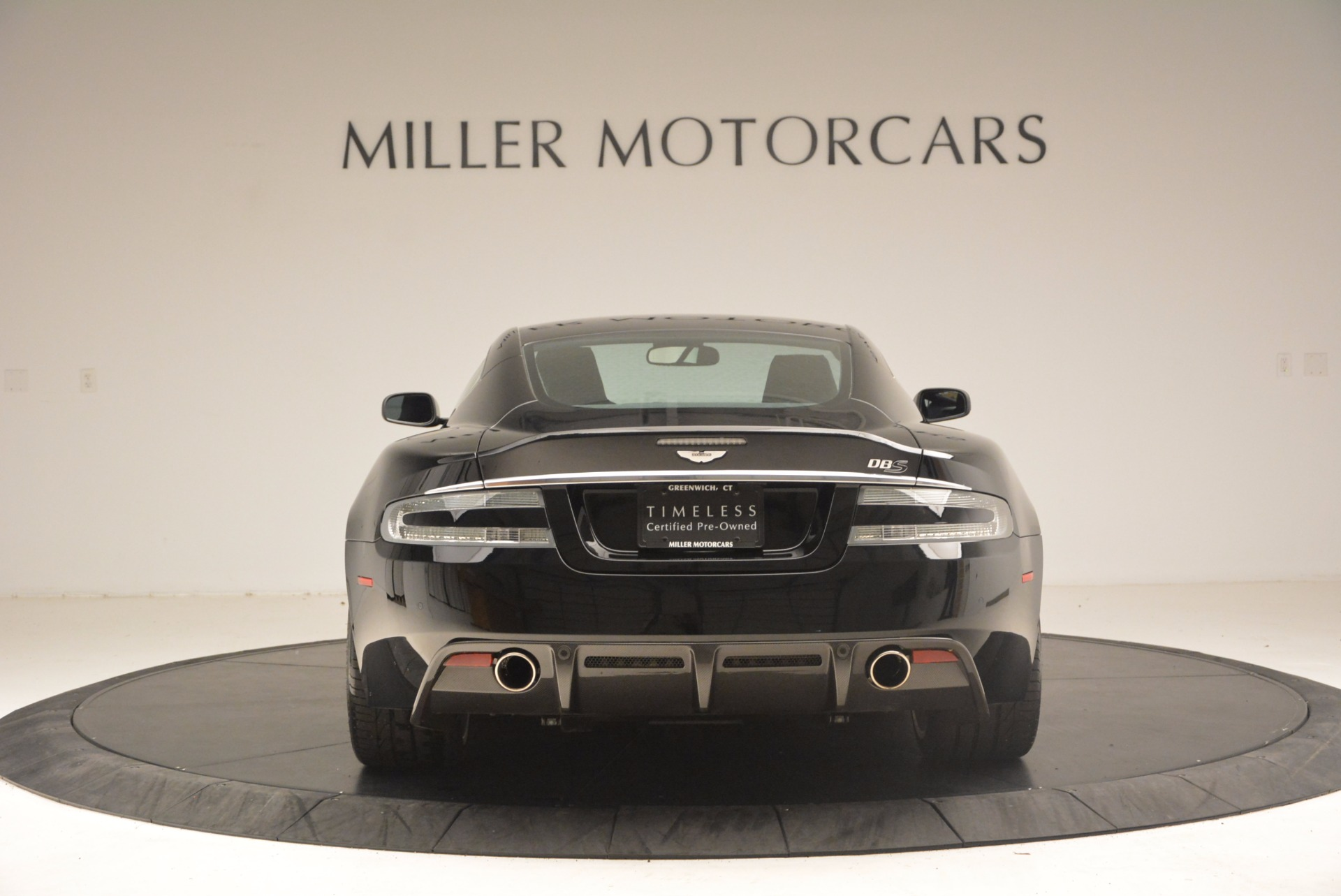 Used 2009 Aston Martin DBS  For Sale In Westport, CT 1485_p6