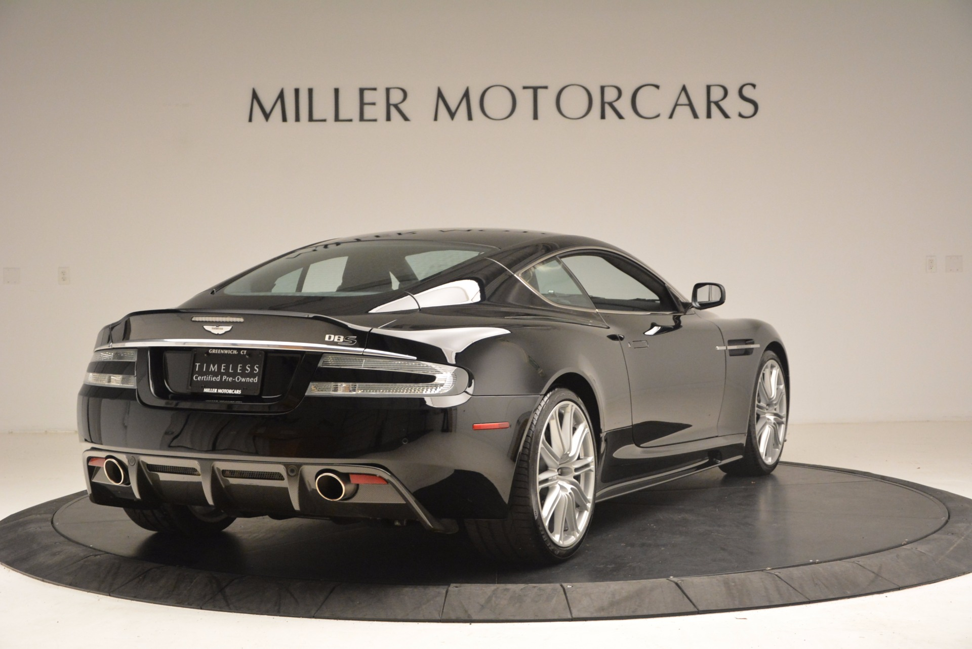 Used 2009 Aston Martin DBS  For Sale In Westport, CT 1485_p7