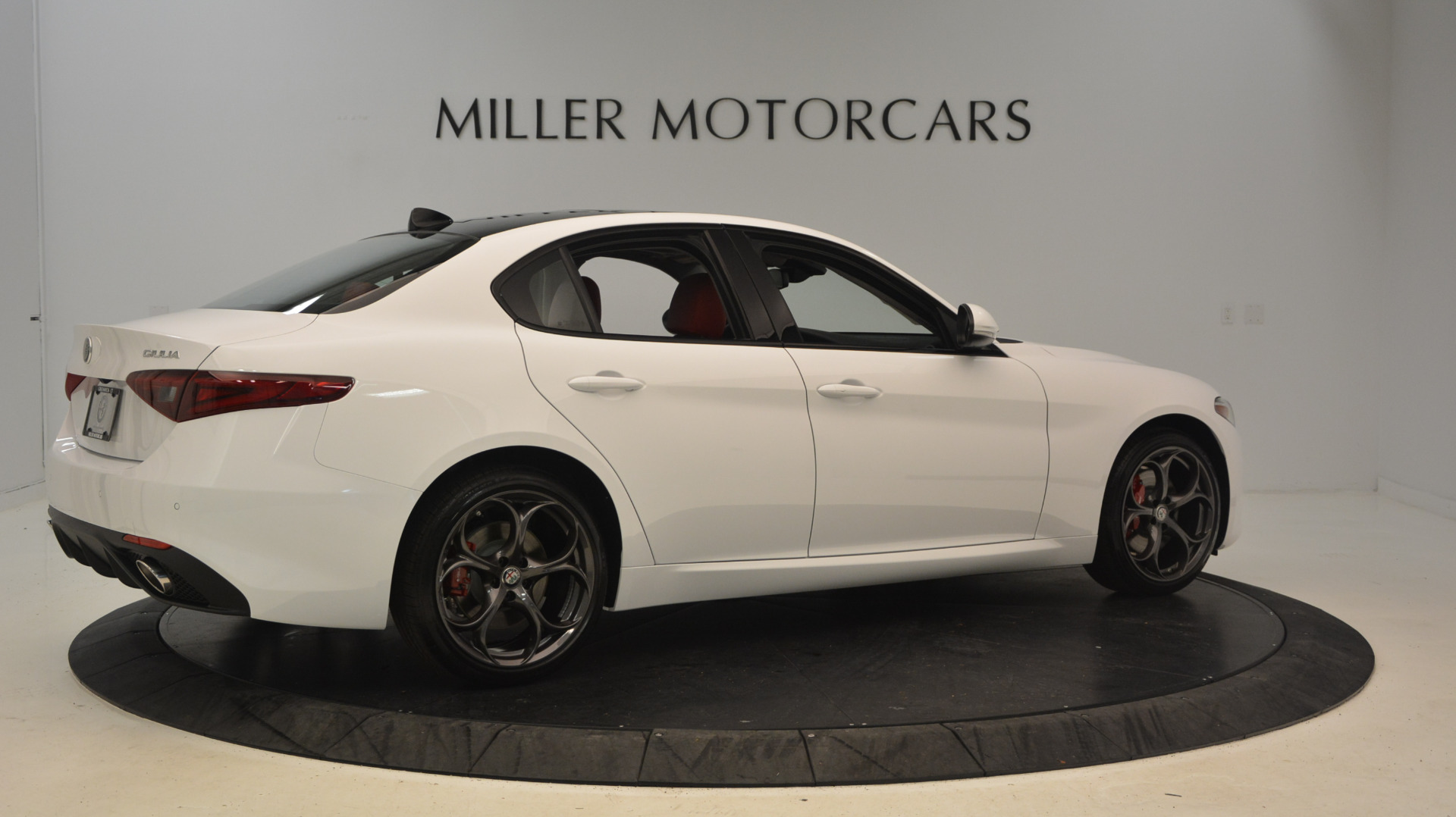 New 2017 Alfa Romeo Giulia Ti Sport Q4 For Sale In Westport, CT 1487_p8