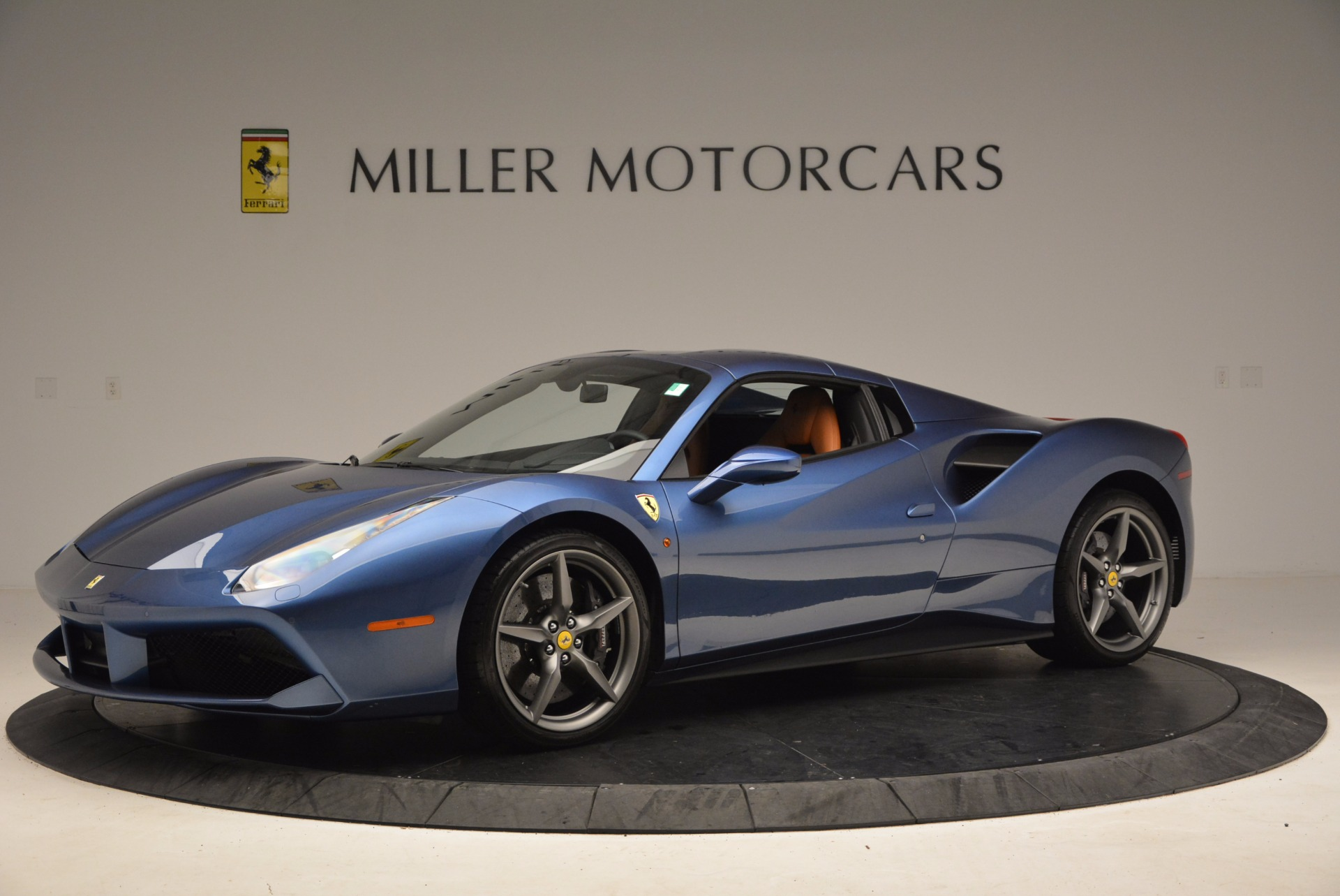 Used 2017 Ferrari 488 Spider  For Sale In Westport, CT 1489_p14