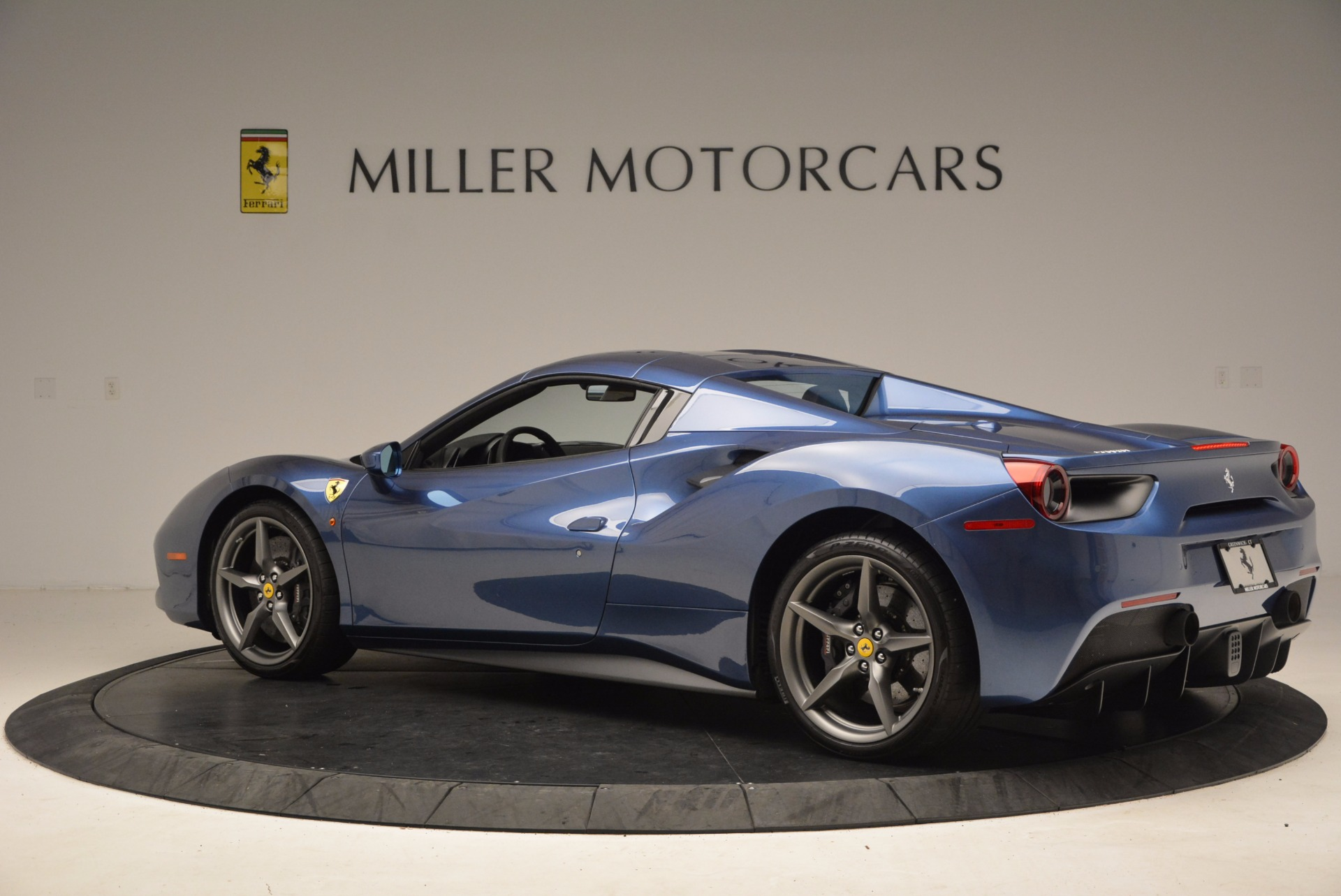 Used 2017 Ferrari 488 Spider  For Sale In Westport, CT 1489_p16