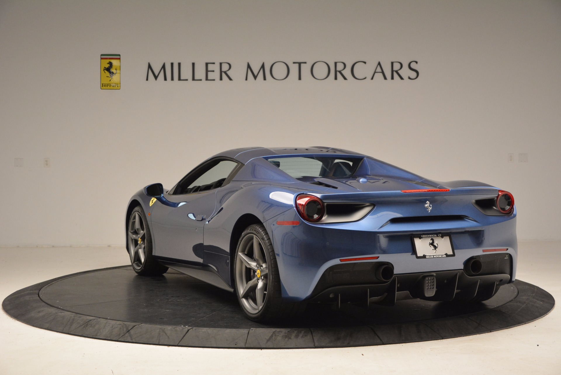 Used 2017 Ferrari 488 Spider  For Sale In Westport, CT 1489_p17