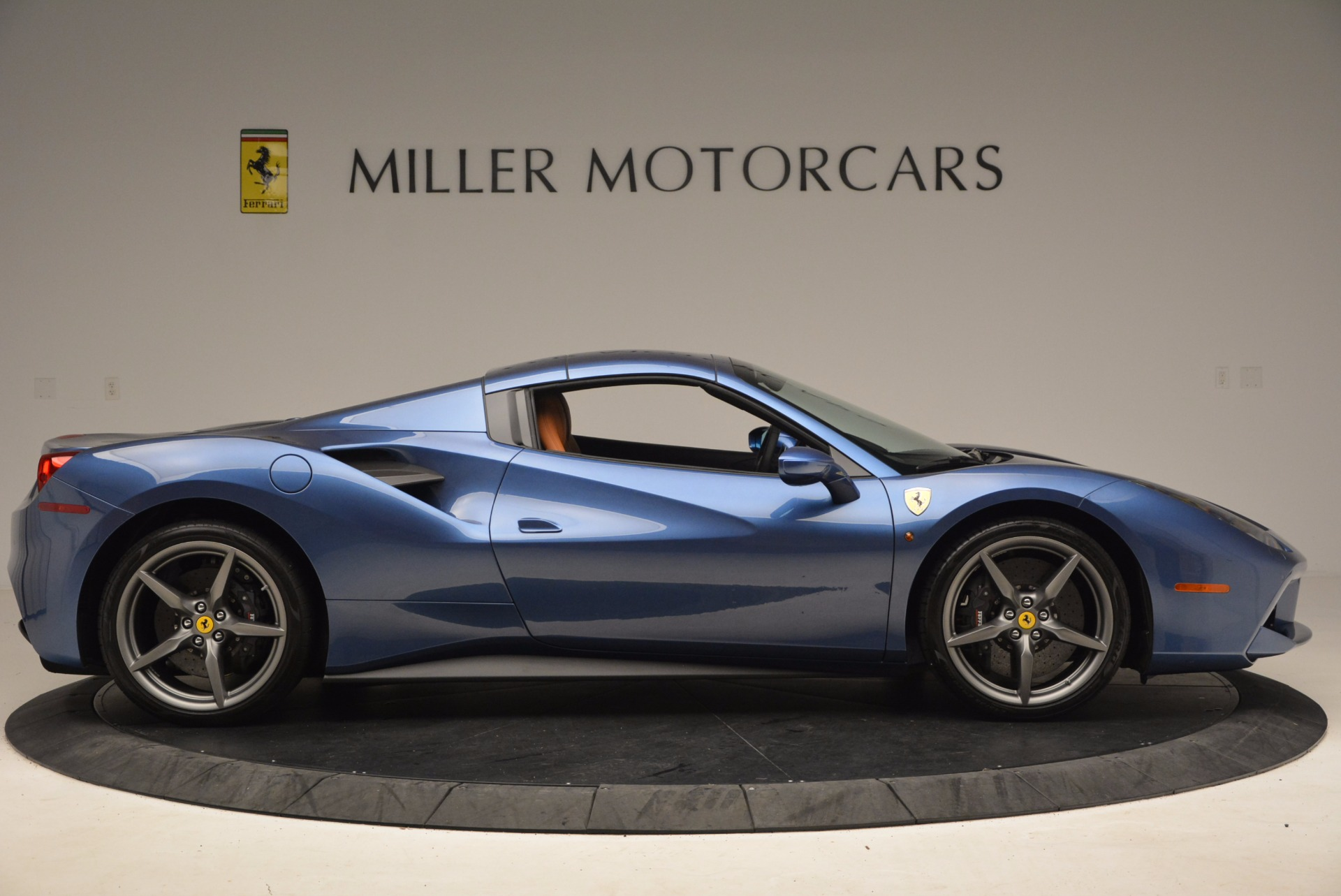 Used 2017 Ferrari 488 Spider  For Sale In Westport, CT 1489_p21