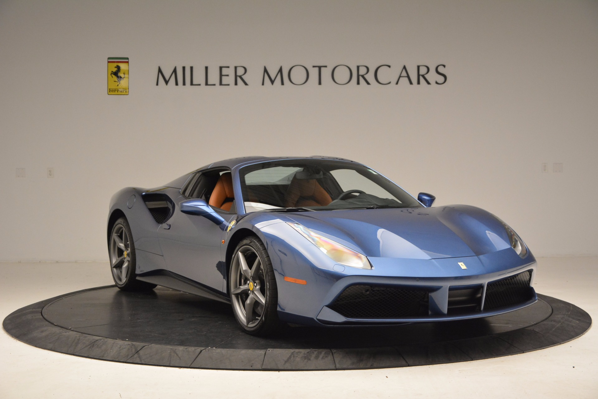 Used 2017 Ferrari 488 Spider  For Sale In Westport, CT 1489_p23