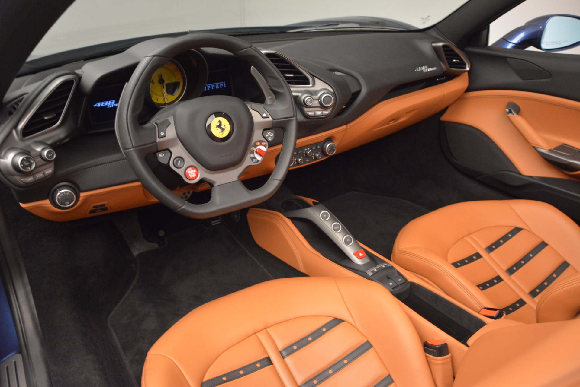 Used 2017 Ferrari 488 Spider  For Sale In Westport, CT 1489_p25