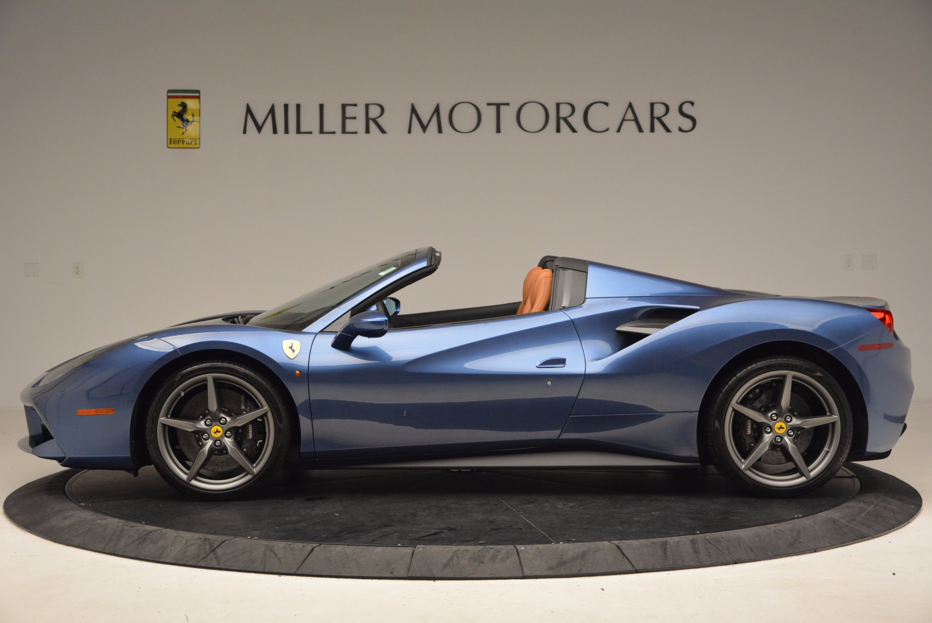 Used 2017 Ferrari 488 Spider  For Sale In Westport, CT 1489_p3