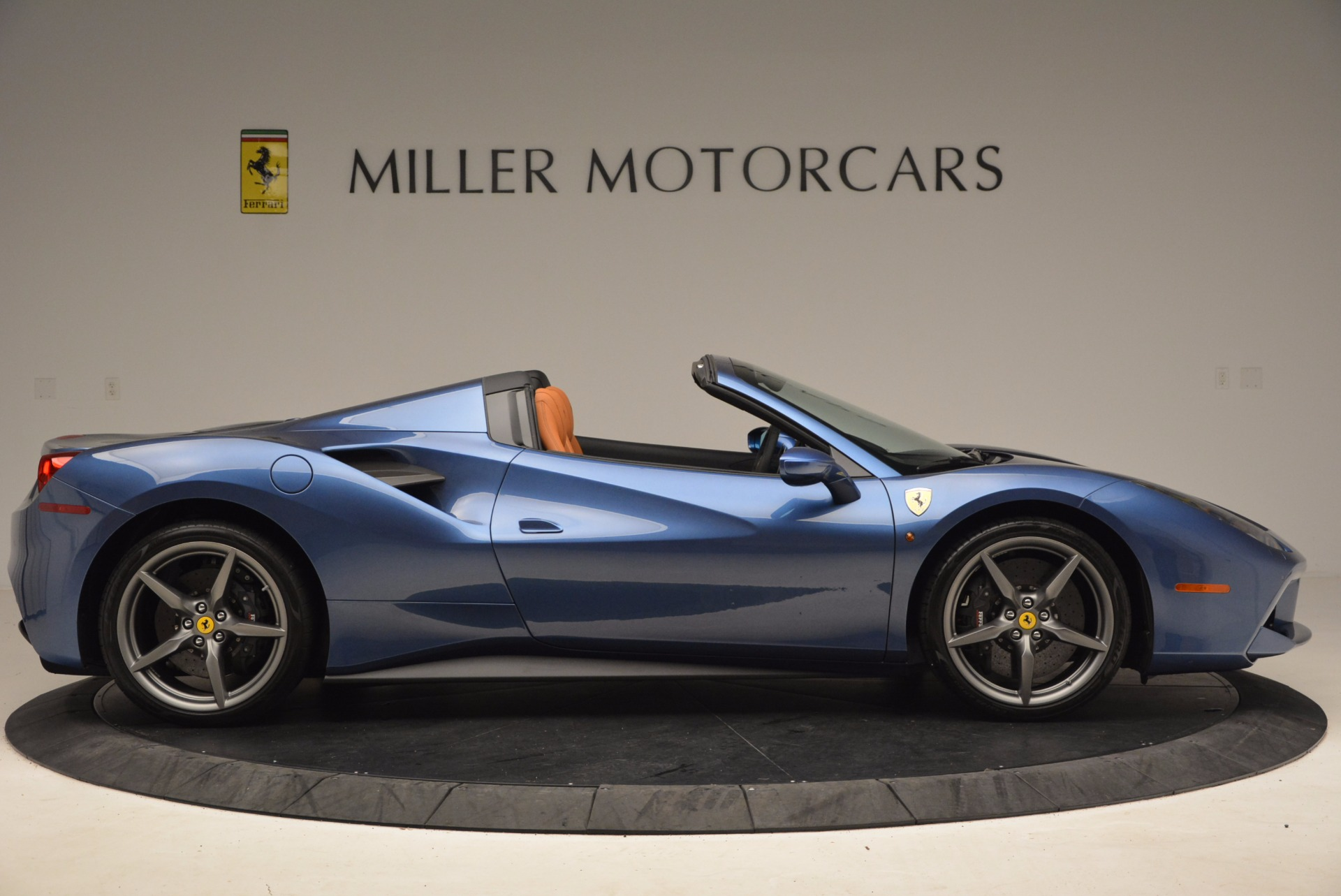 Used 2017 Ferrari 488 Spider  For Sale In Westport, CT 1489_p9