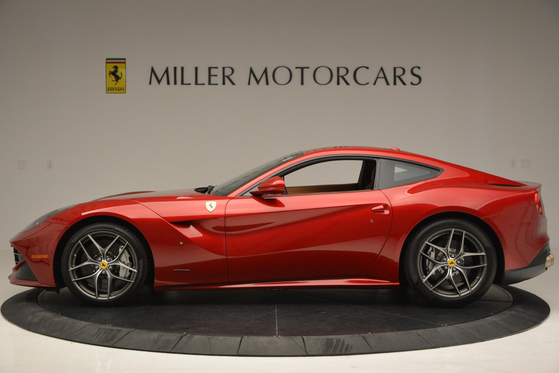 Used 2014 Ferrari F12 Berlinetta  For Sale In Westport, CT 149_p3