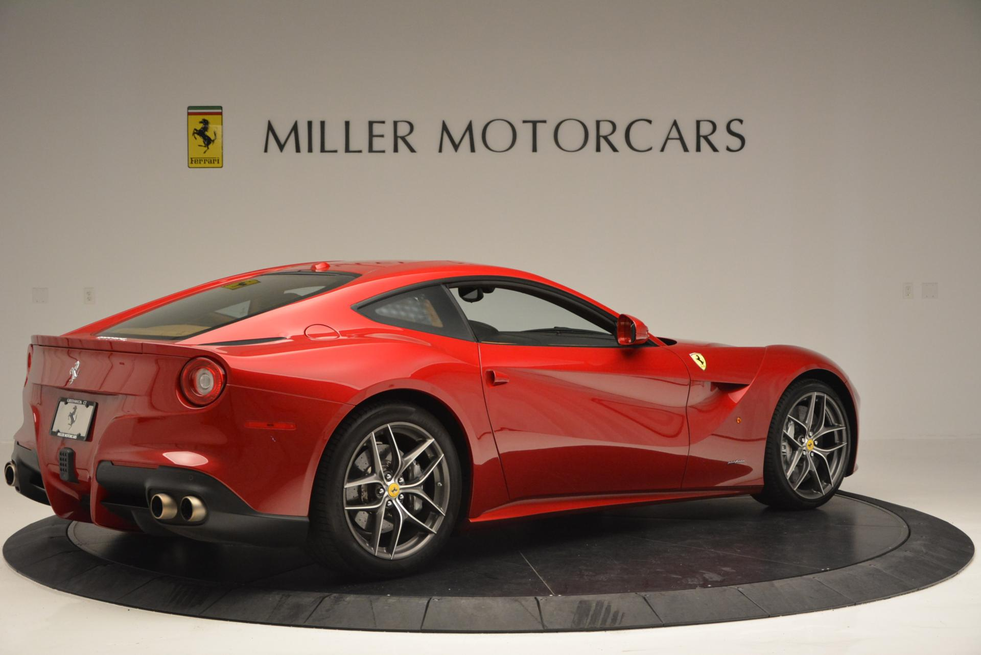 Used 2014 Ferrari F12 Berlinetta  For Sale In Westport, CT 149_p8