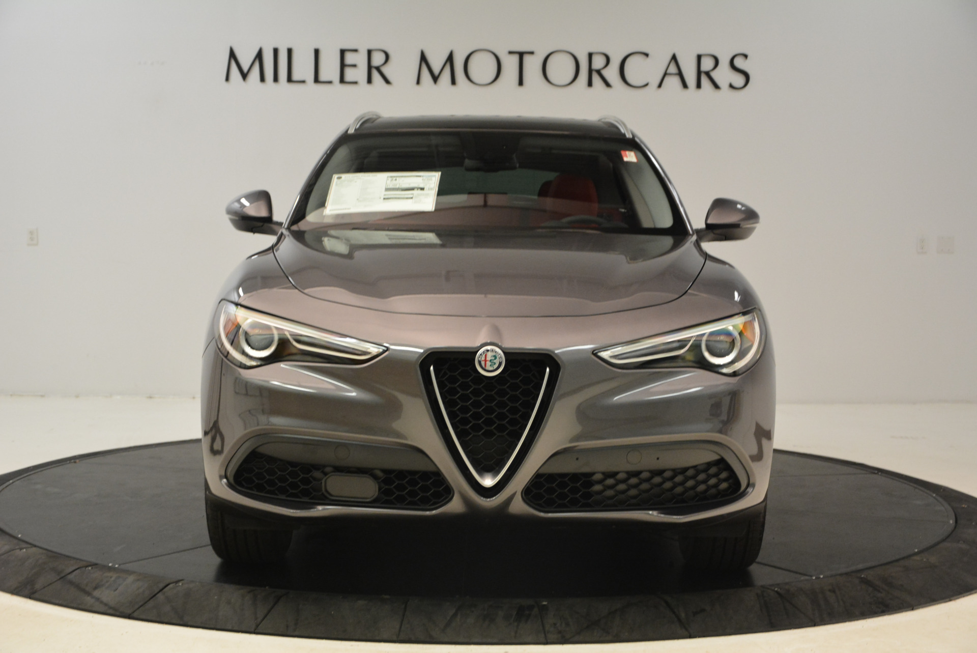 New 2018 Alfa Romeo Stelvio Q4 For Sale In Westport, CT 1490_p12