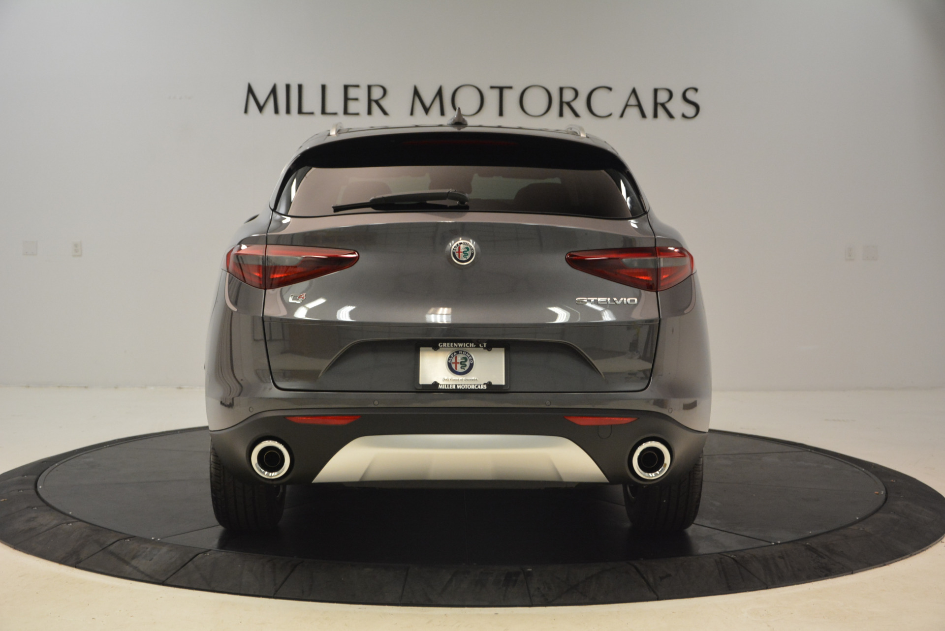 New 2018 Alfa Romeo Stelvio Q4 For Sale In Westport, CT 1490_p6