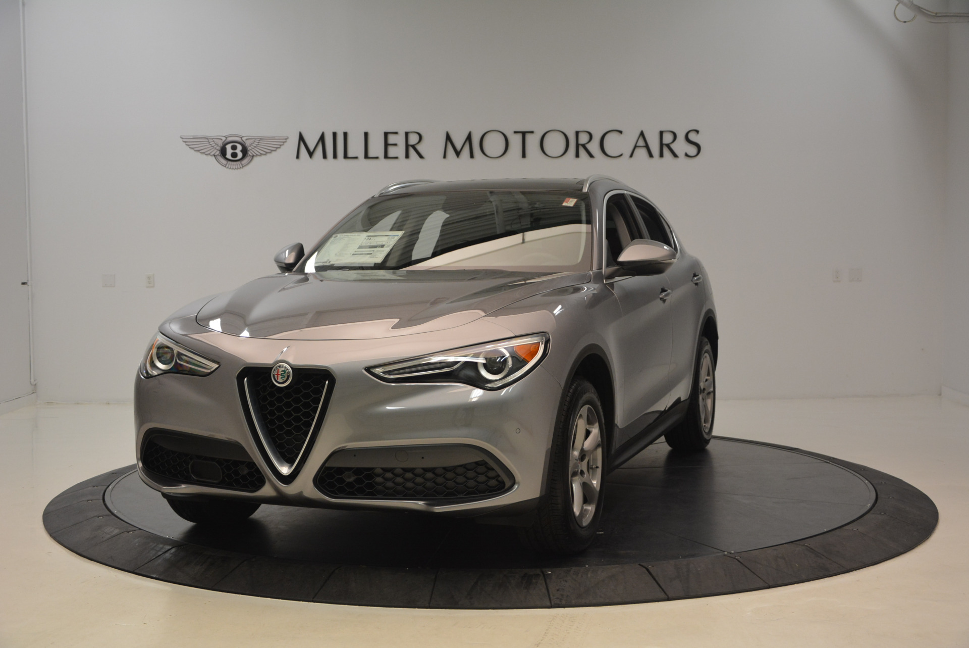 New 2018 Alfa Romeo Stelvio Q4 For Sale In Westport, CT