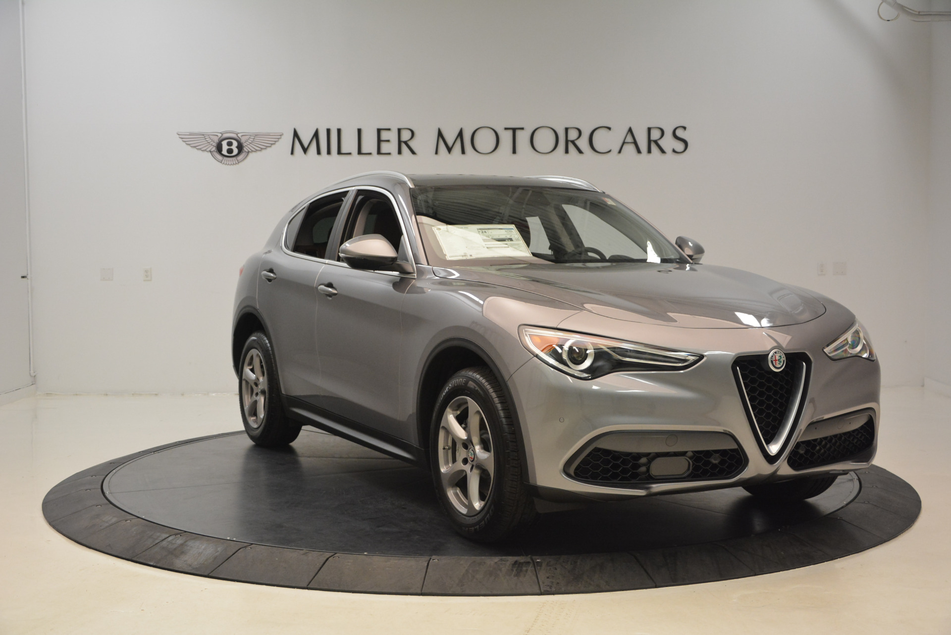 New 2018 Alfa Romeo Stelvio Q4 For Sale In Westport, CT 1491_p11