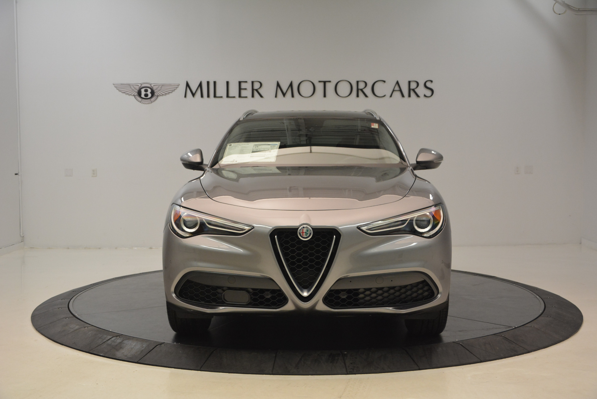 New 2018 Alfa Romeo Stelvio Q4 For Sale In Westport, CT 1491_p12