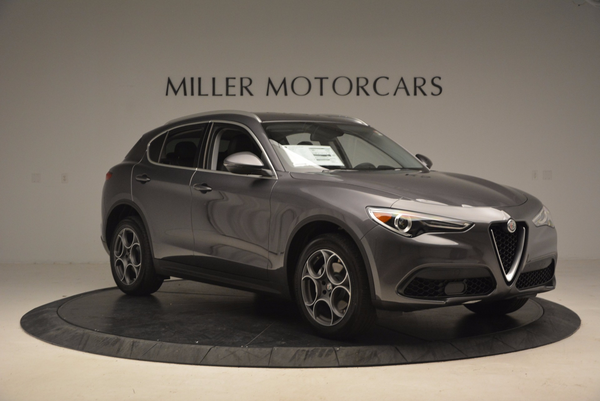 New 2018 Alfa Romeo Stelvio Q4 For Sale In Westport, CT 1492_p11