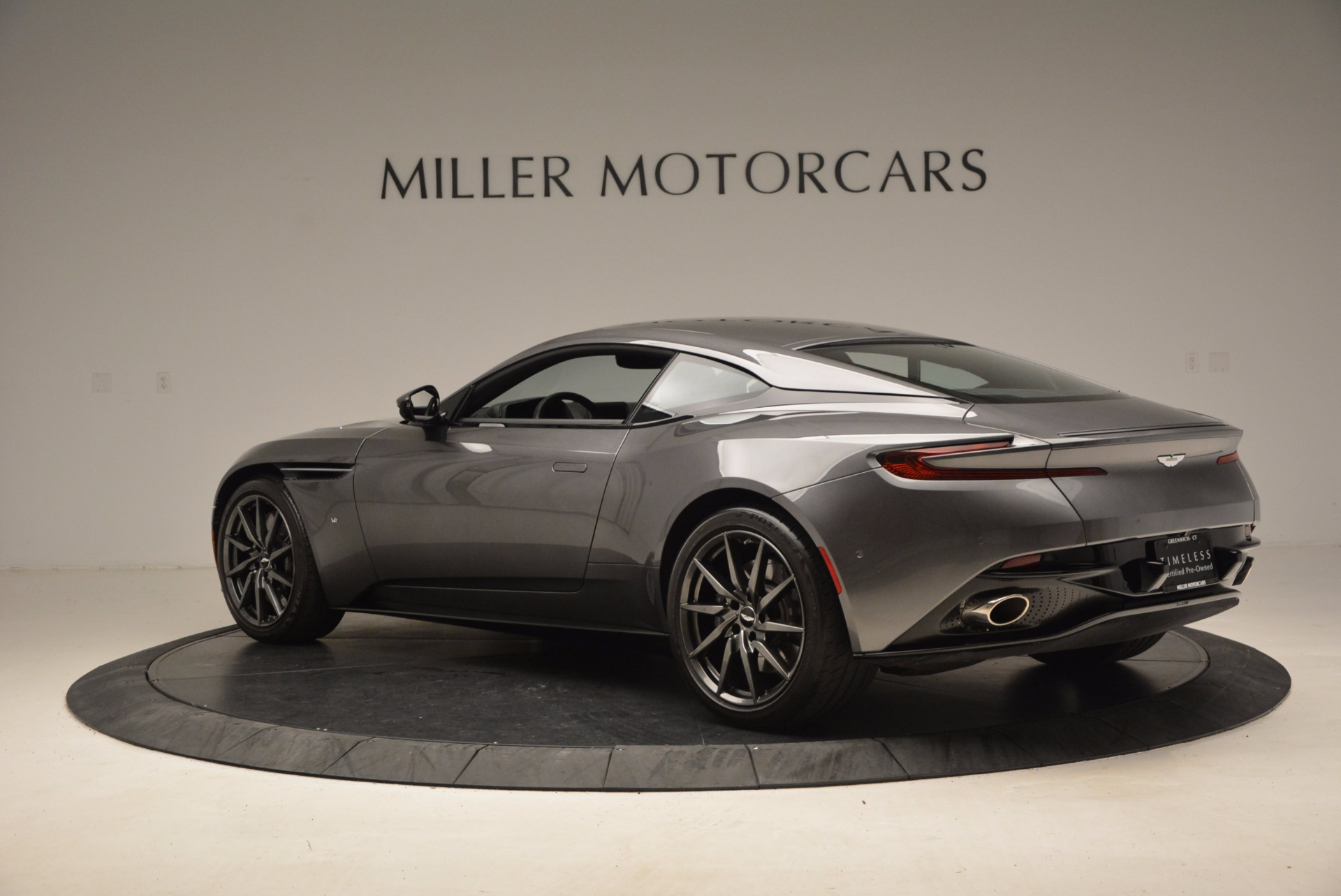 Used 2017 Aston Martin DB11  For Sale In Westport, CT 1496_p4