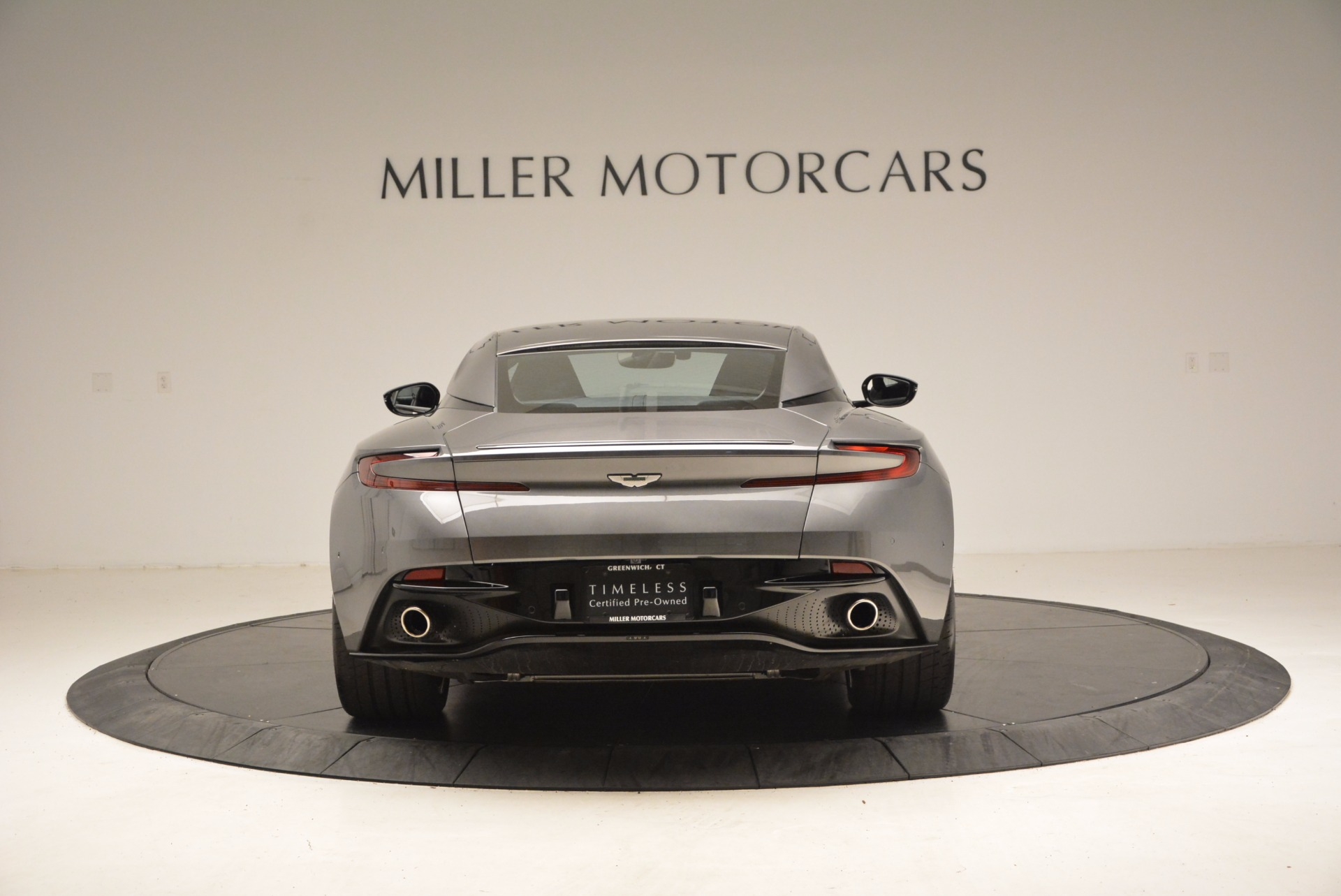 Used 2017 Aston Martin DB11  For Sale In Westport, CT 1496_p6