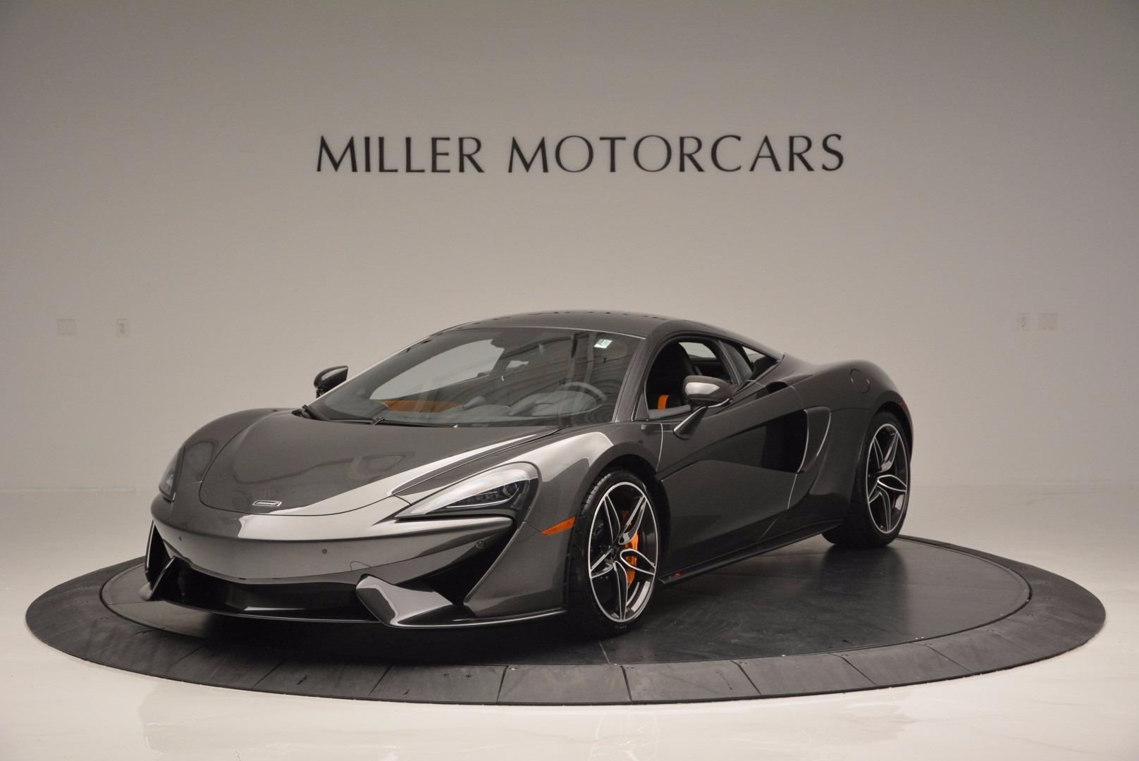 Used 2016 McLaren 570S  For Sale In Westport, CT 1498_main