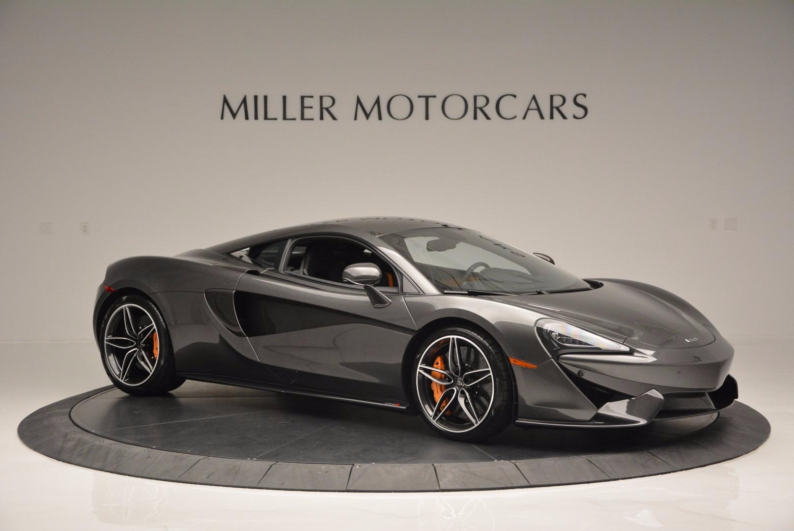Used 2016 McLaren 570S  For Sale In Westport, CT 1498_p10