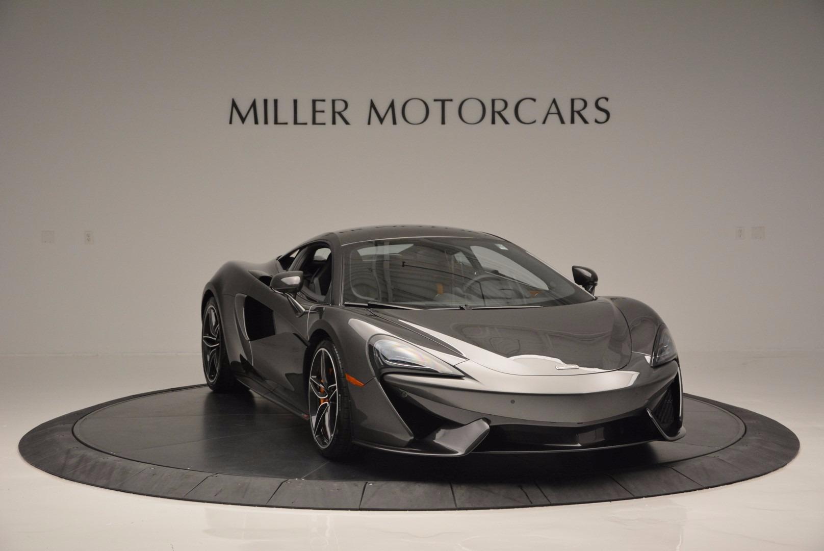 Used 2016 McLaren 570S  For Sale In Westport, CT 1498_p11