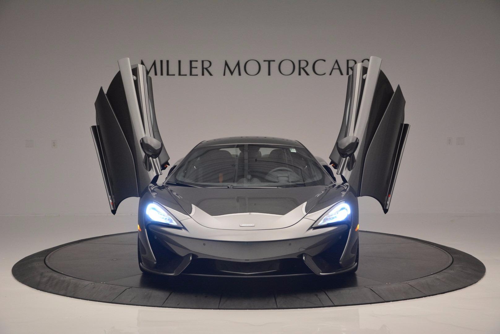 Used 2016 McLaren 570S  For Sale In Westport, CT 1498_p13