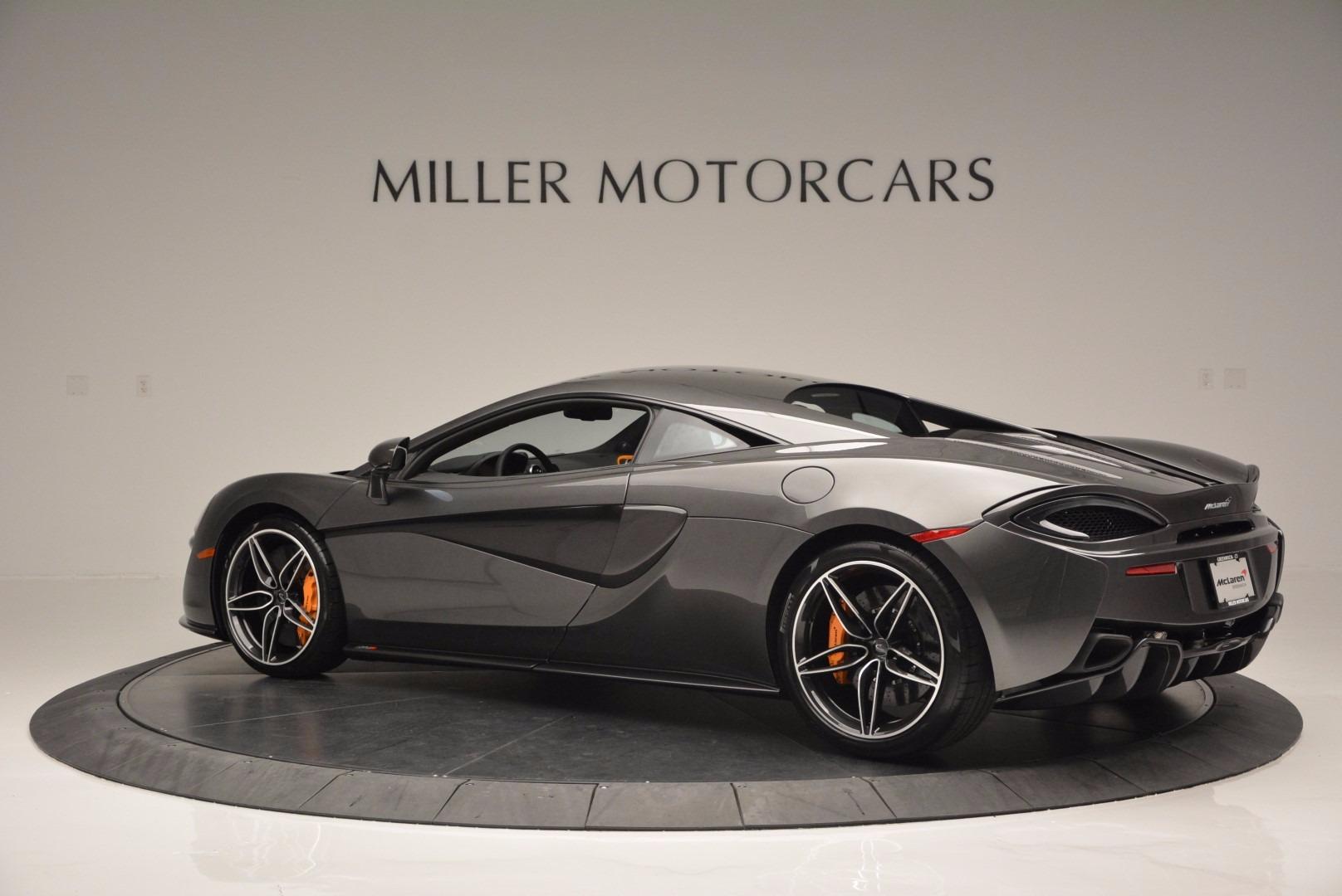 Used 2016 McLaren 570S  For Sale In Westport, CT 1498_p4