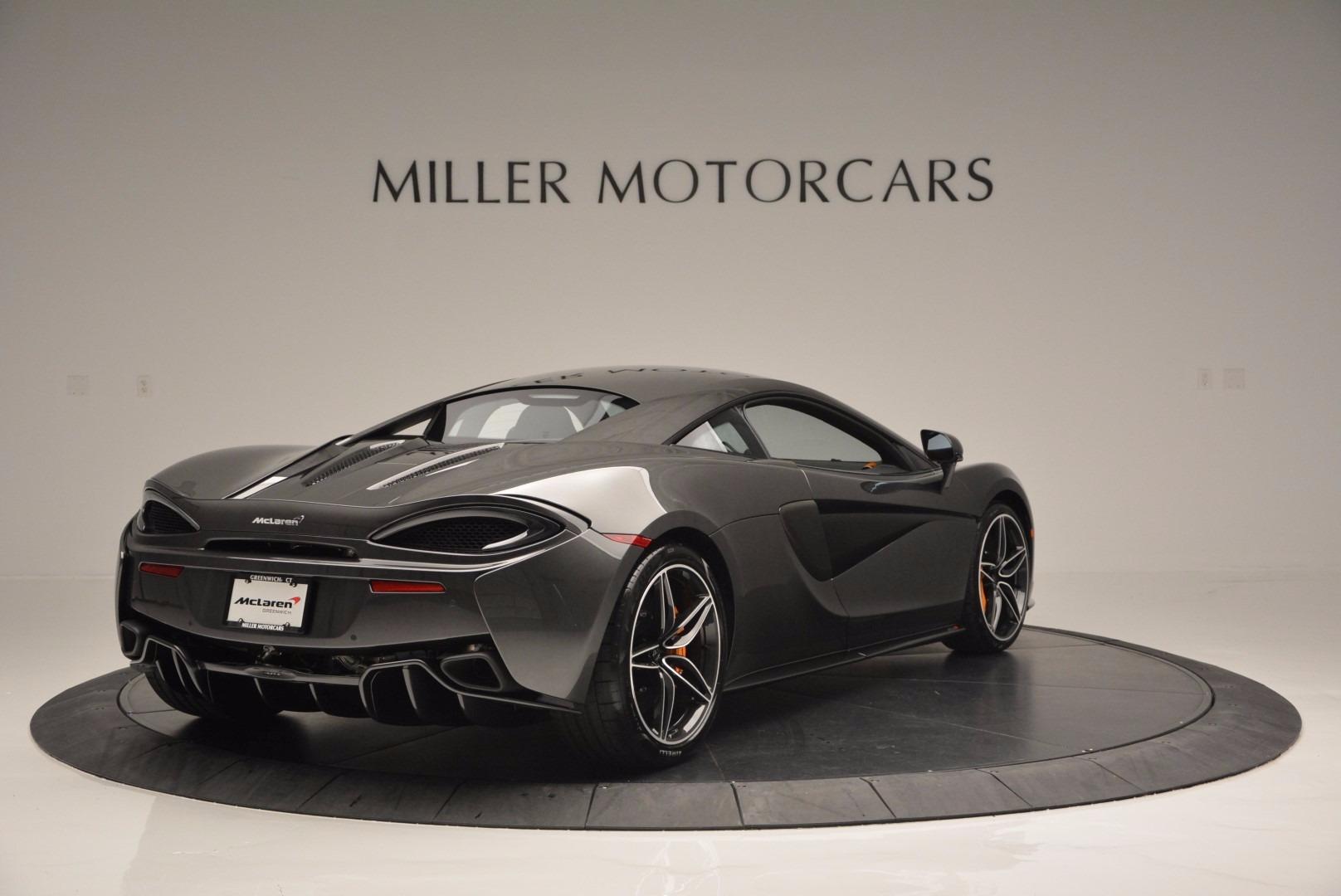 Used 2016 McLaren 570S  For Sale In Westport, CT 1498_p7
