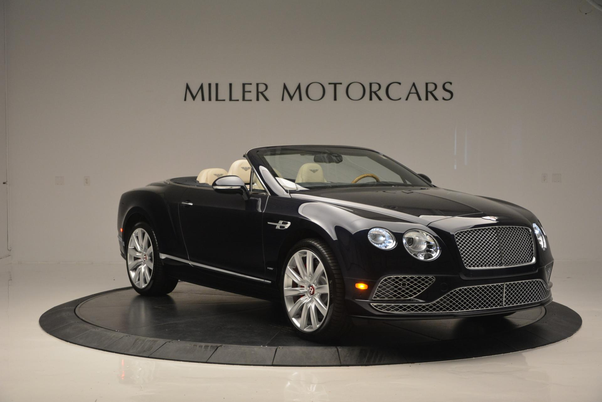 Used 2016 Bentley Continental GT V8 S Convertible  For Sale In Westport, CT 15_p11