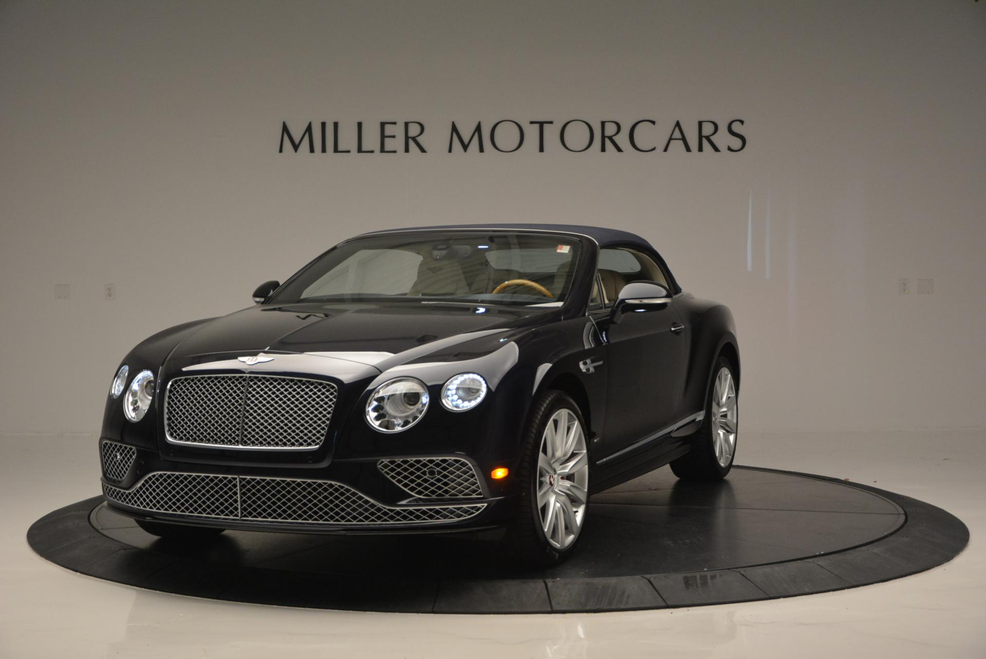 Used 2016 Bentley Continental GT V8 S Convertible  For Sale In Westport, CT 15_p13