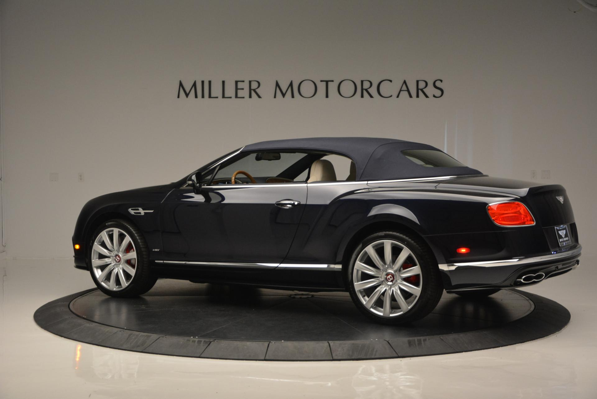 Used 2016 Bentley Continental GT V8 S Convertible  For Sale In Westport, CT 15_p16