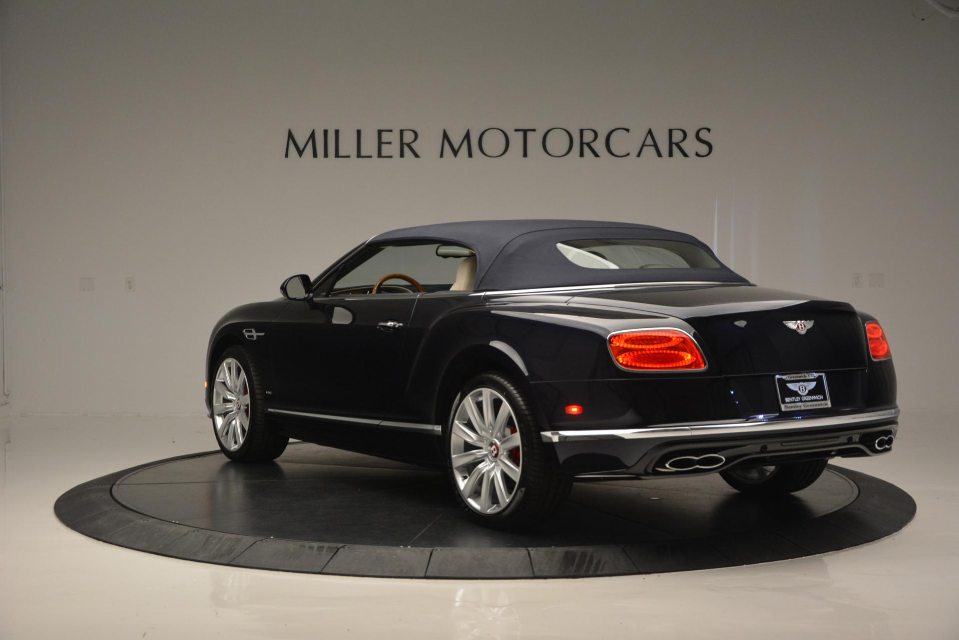 Used 2016 Bentley Continental GT V8 S Convertible  For Sale In Westport, CT 15_p17