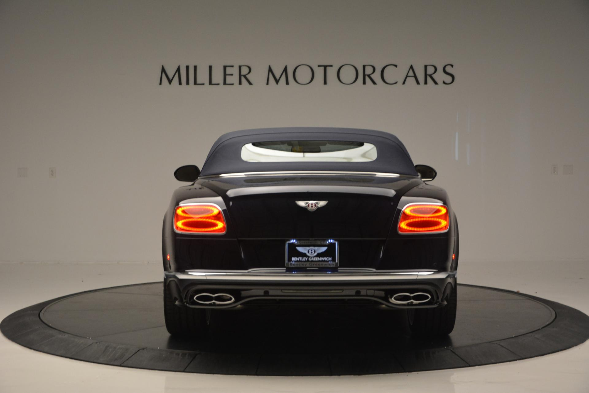Used 2016 Bentley Continental GT V8 S Convertible  For Sale In Westport, CT 15_p18