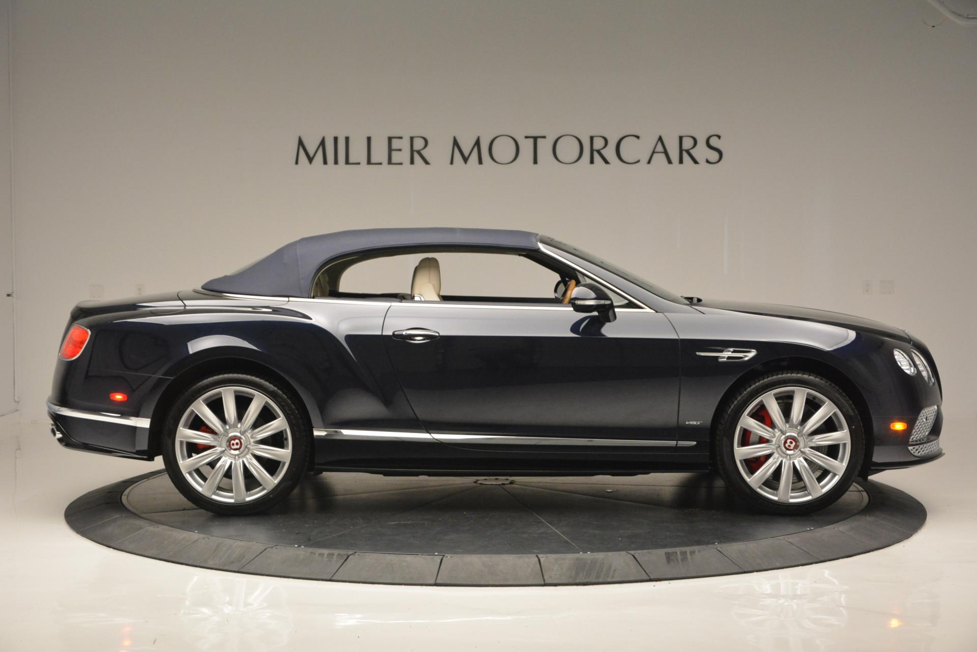 Used 2016 Bentley Continental GT V8 S Convertible  For Sale In Westport, CT 15_p21