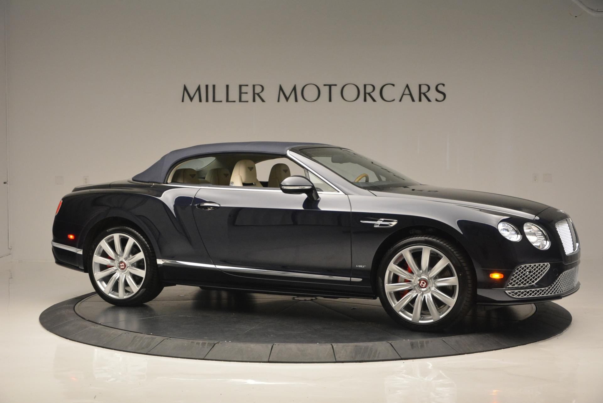 Used 2016 Bentley Continental GT V8 S Convertible  For Sale In Westport, CT 15_p22